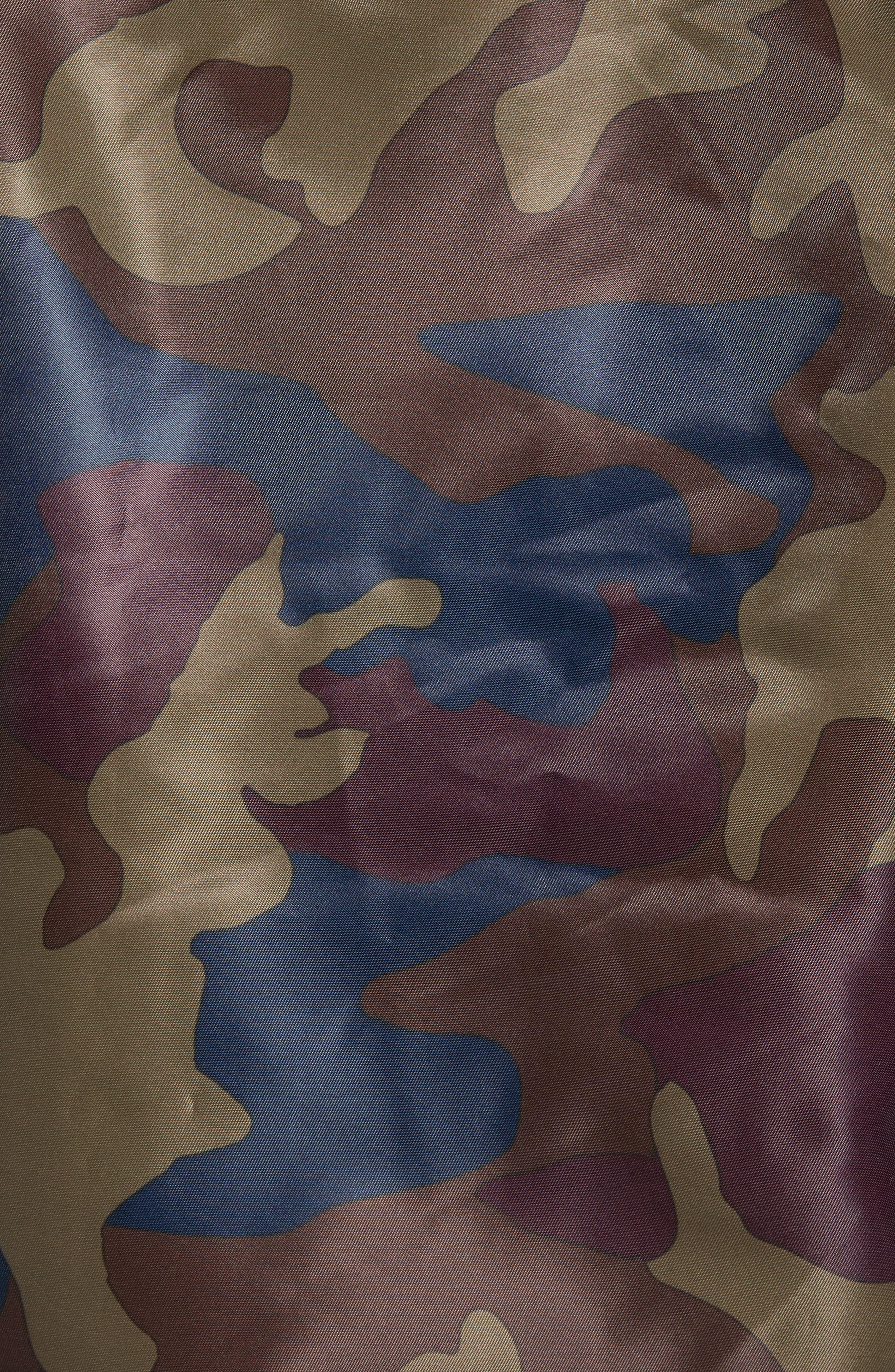 The Camo Bomber Jacket,                             Alternate thumbnail 6, color,