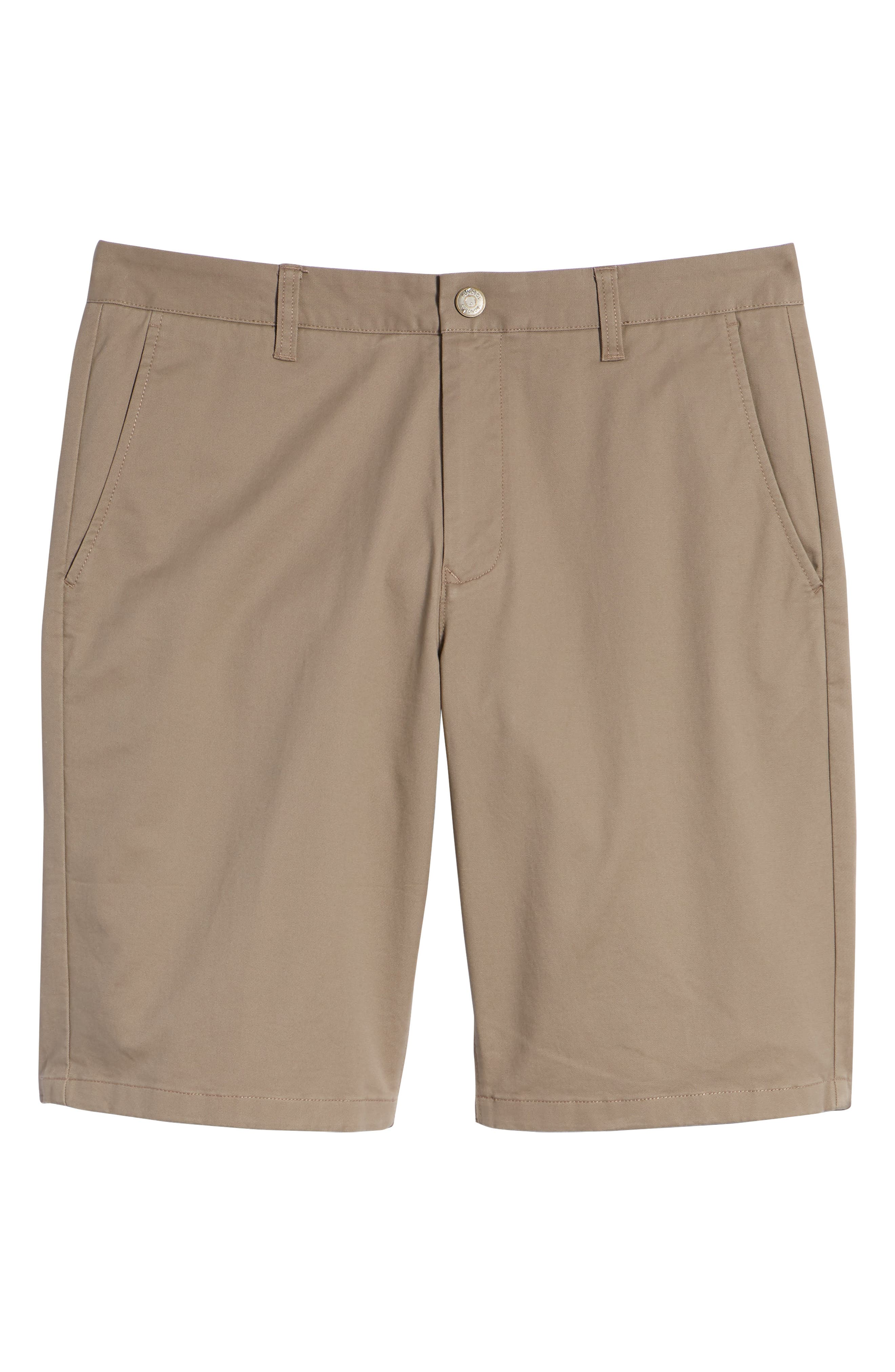Stretch Washed Chino 11-Inch Shorts,                             Alternate thumbnail 106, color,