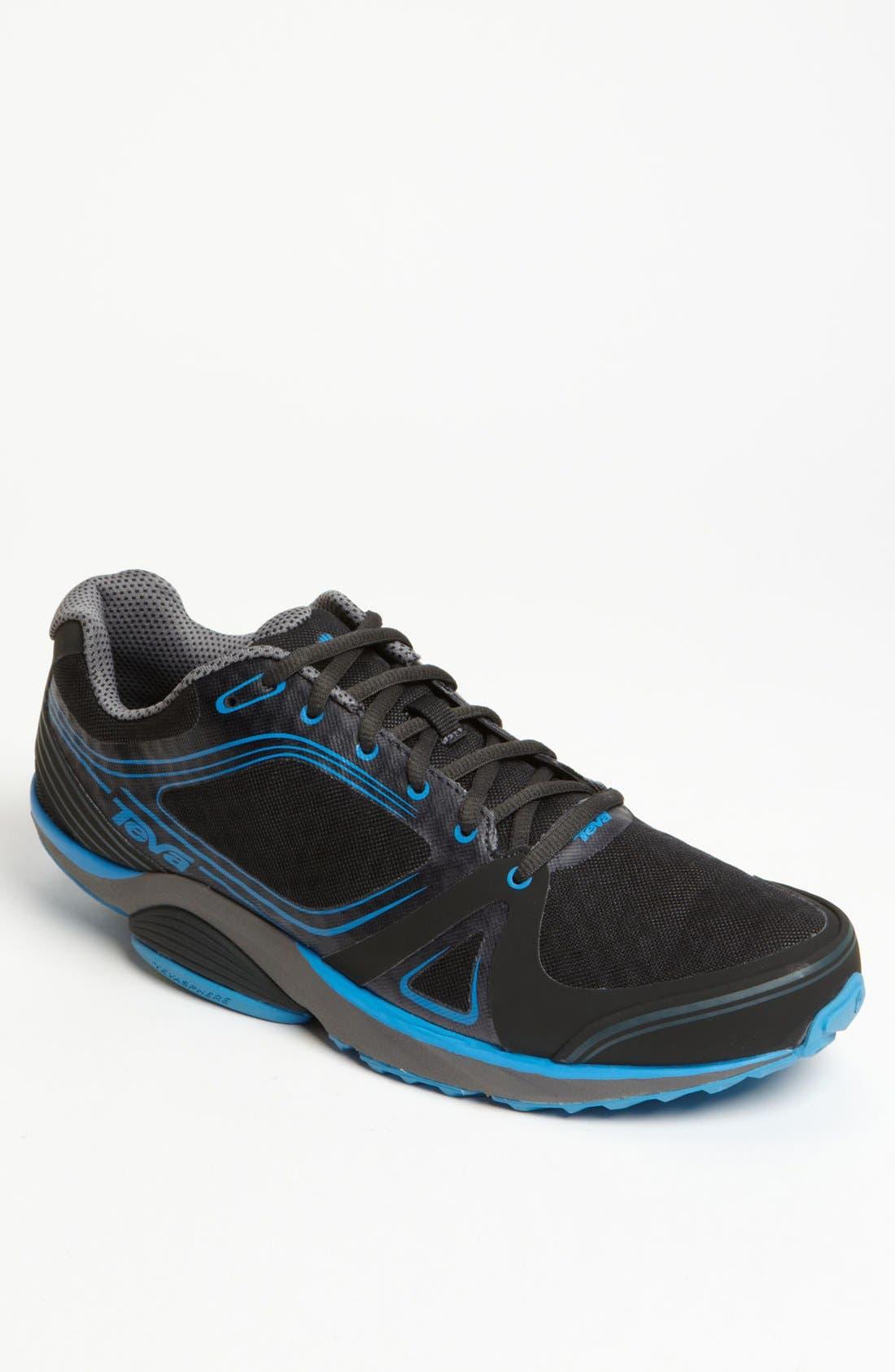 'TevaSphere Speed' Trail Running Shoe,                             Main thumbnail 1, color,                             001