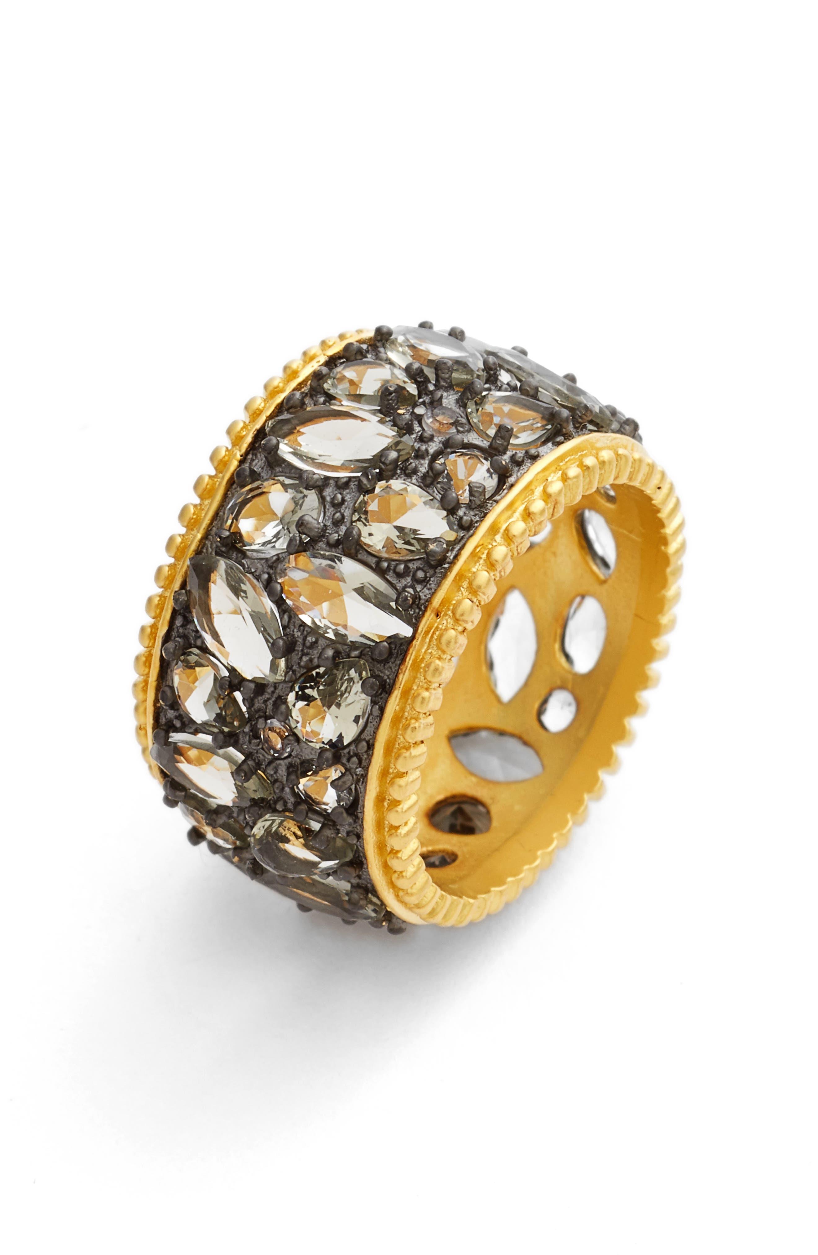 Cigar Band Ring,                         Main,                         color,
