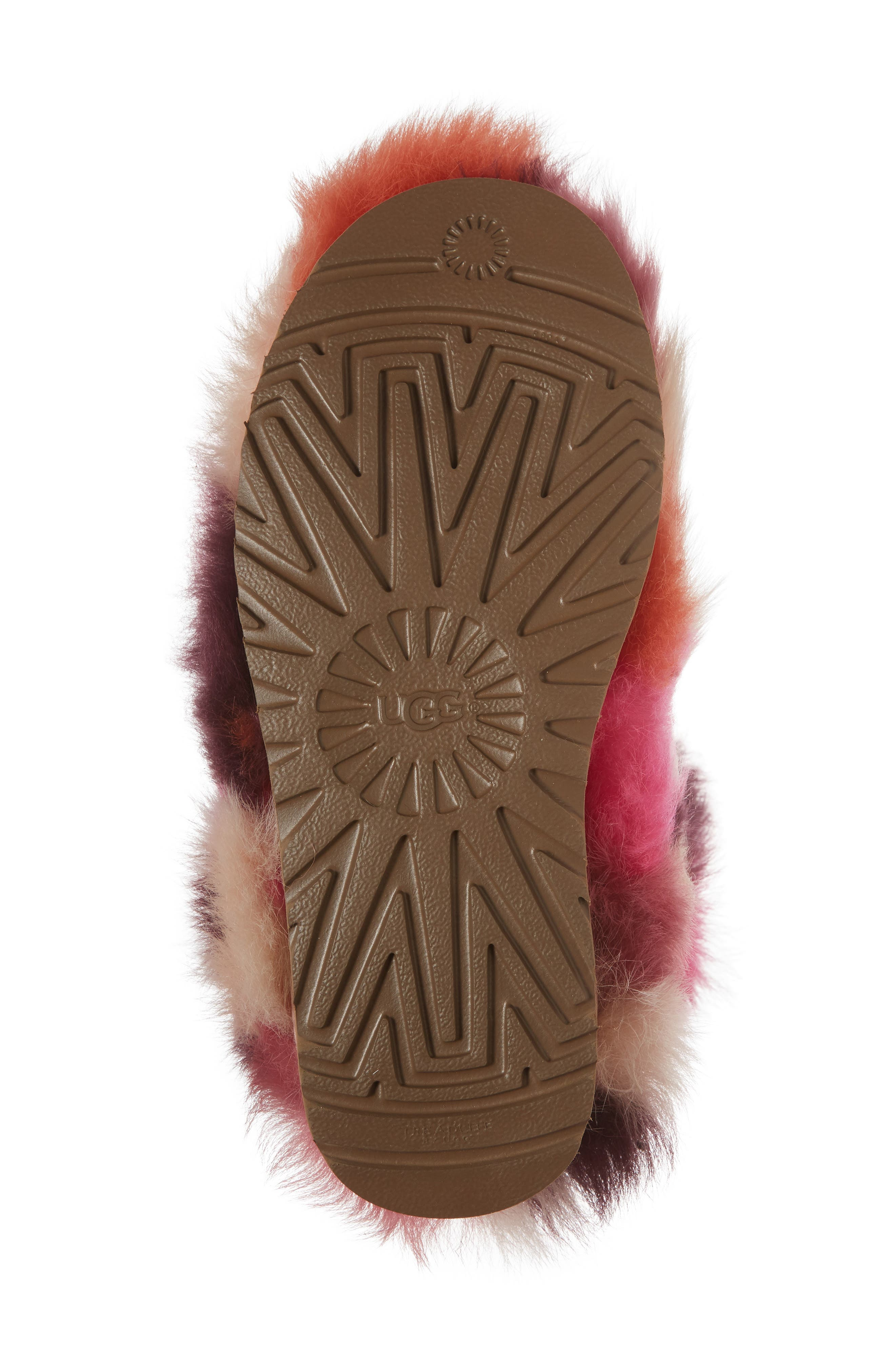 Shag It Crazy Genuine Toscana Shearling Classic Bootie,                             Alternate thumbnail 12, color,