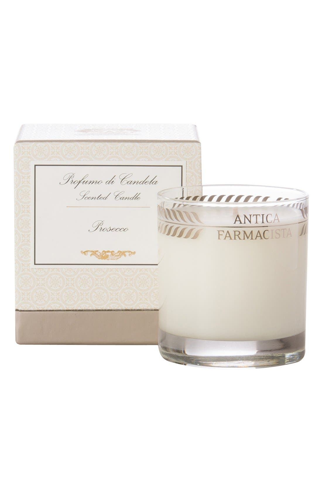 Prosecco Candle,                             Alternate thumbnail 2, color,                             000