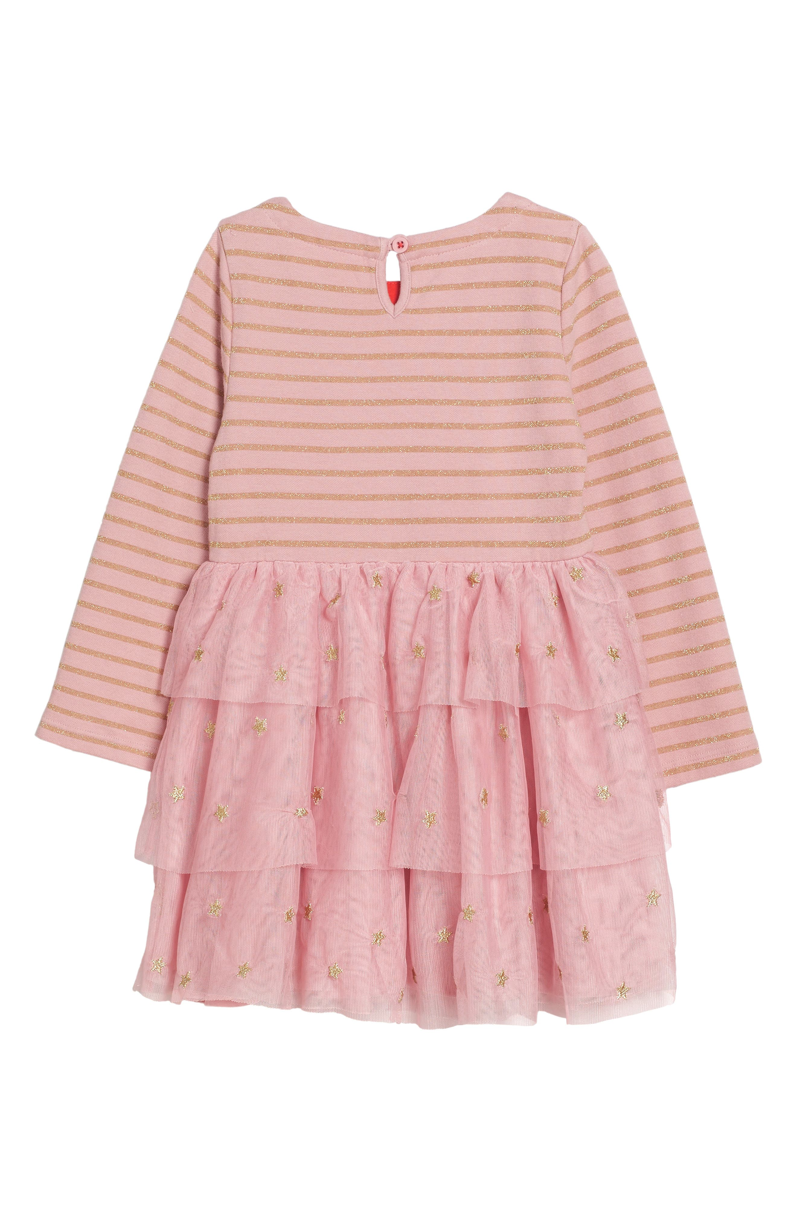 Mixed Media Dress,                             Alternate thumbnail 2, color,                             664