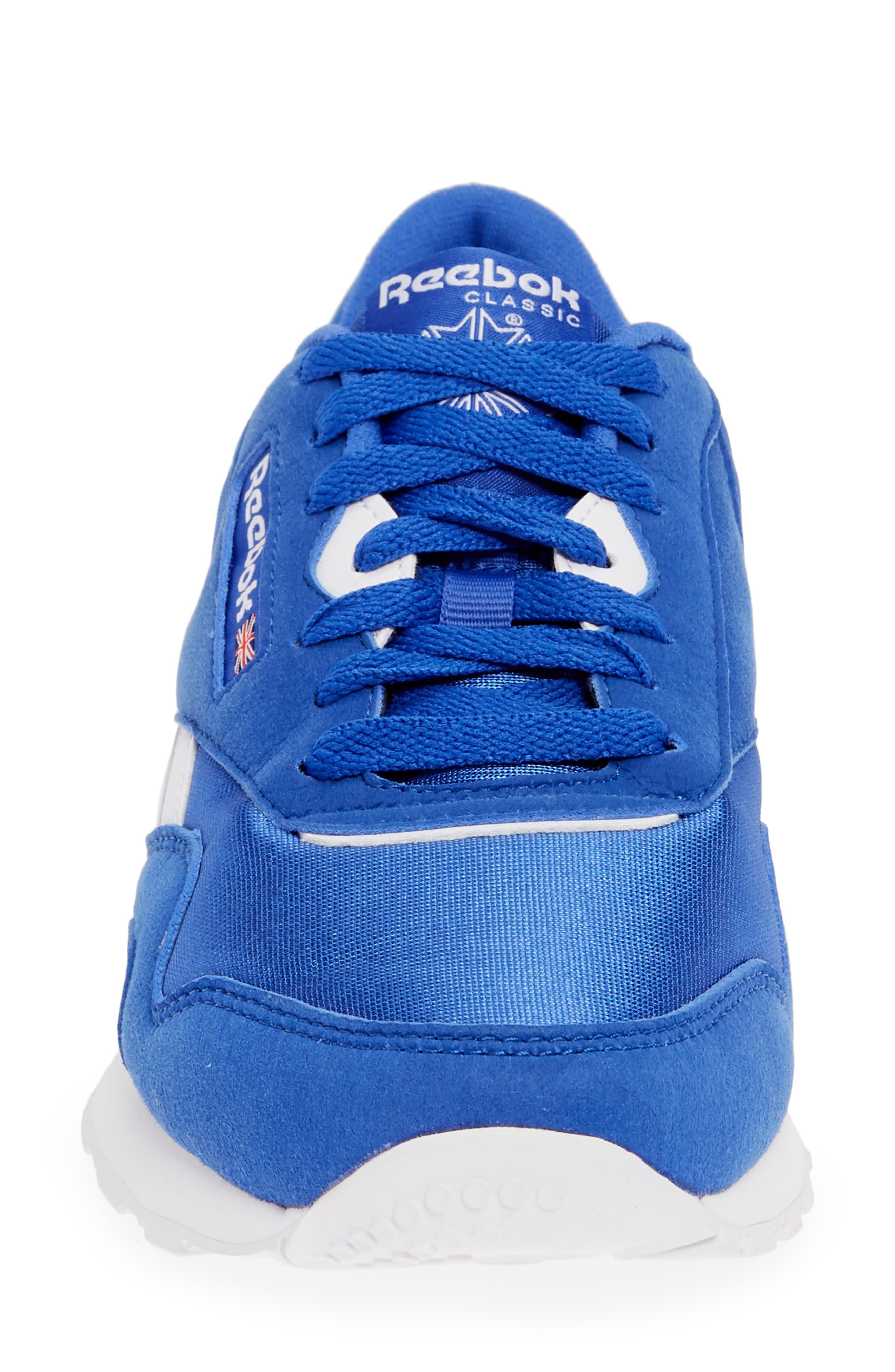 Classic Nylon Sneaker,                             Alternate thumbnail 4, color,                             401