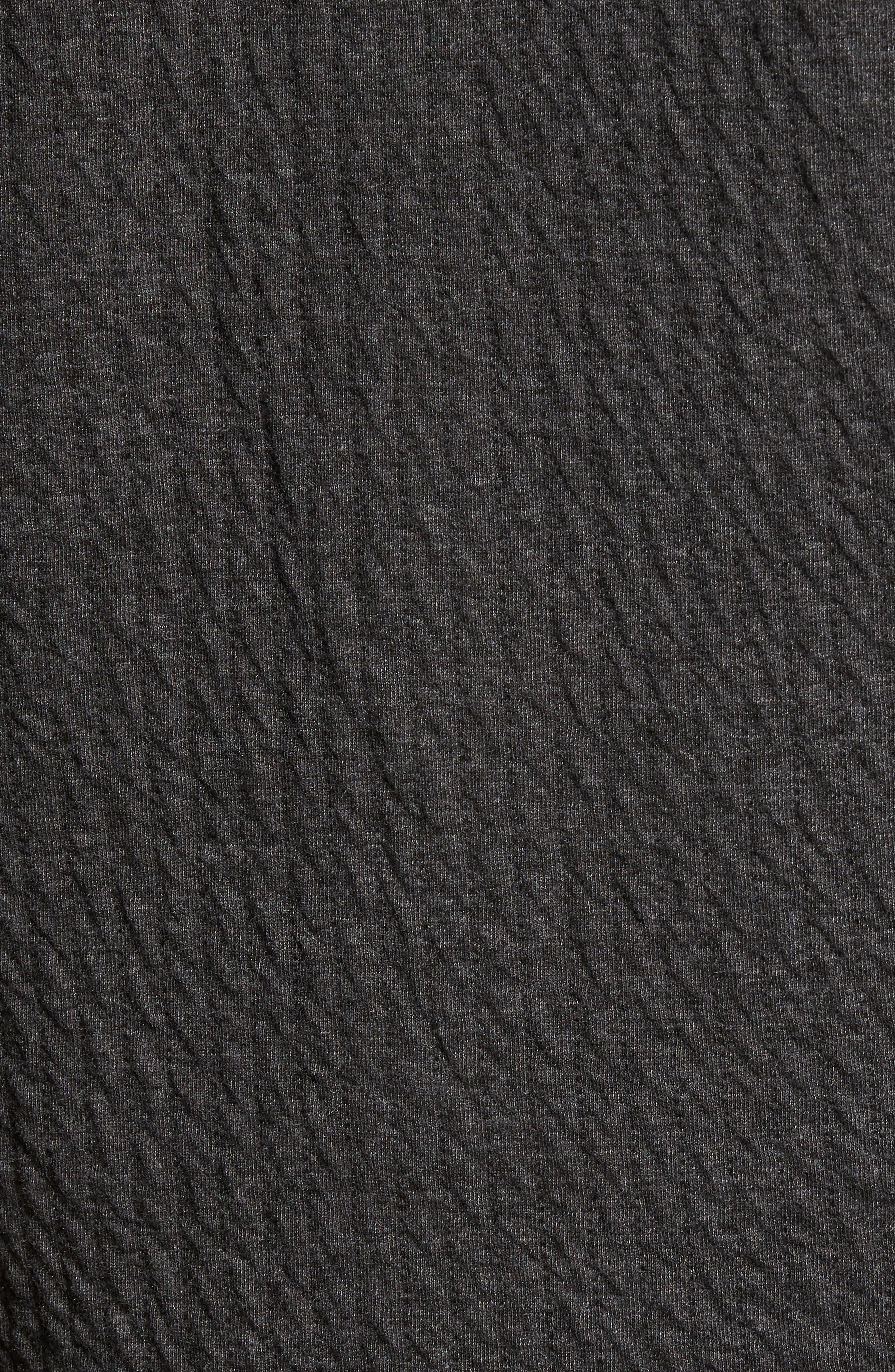 Giles Slim Fit Zip-Up Sweatshirt,                             Alternate thumbnail 5, color,                             402