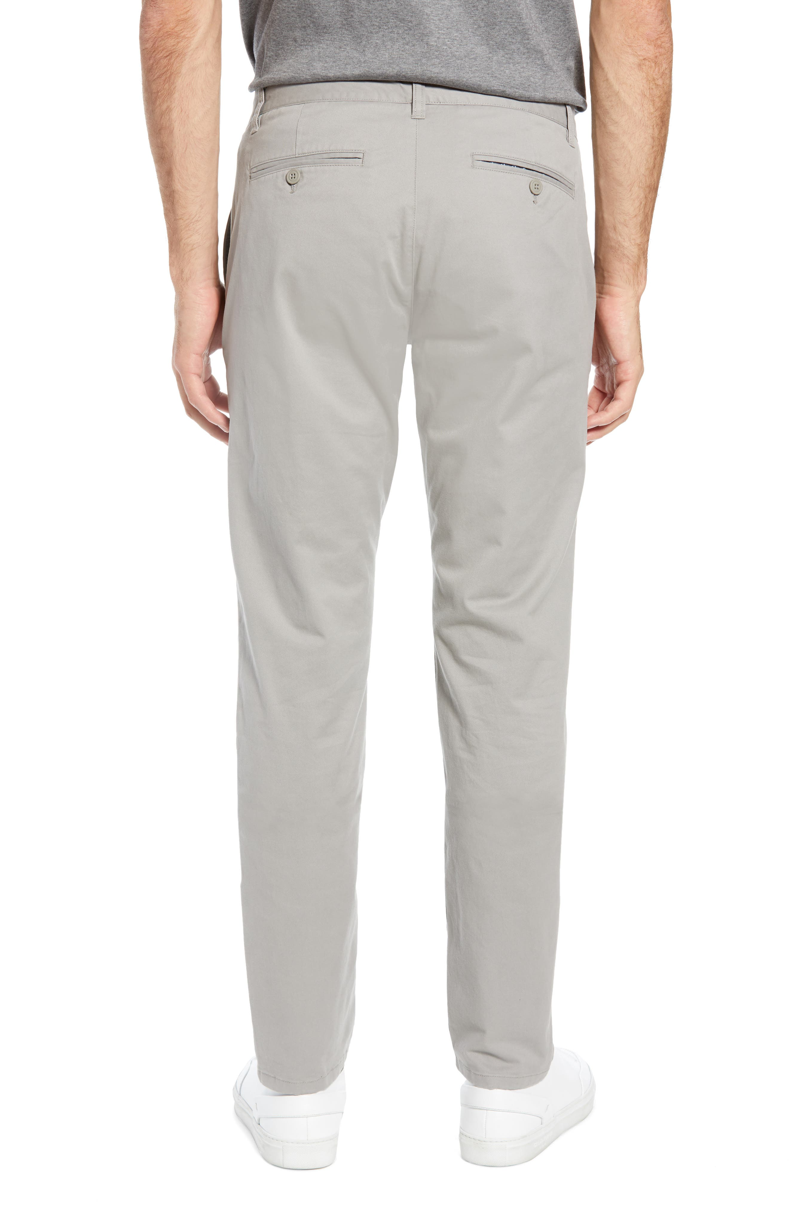 BONOBOS,                             Athletic Fit Stretch Washed Chinos,                             Alternate thumbnail 2, color,                             GREY DOGS