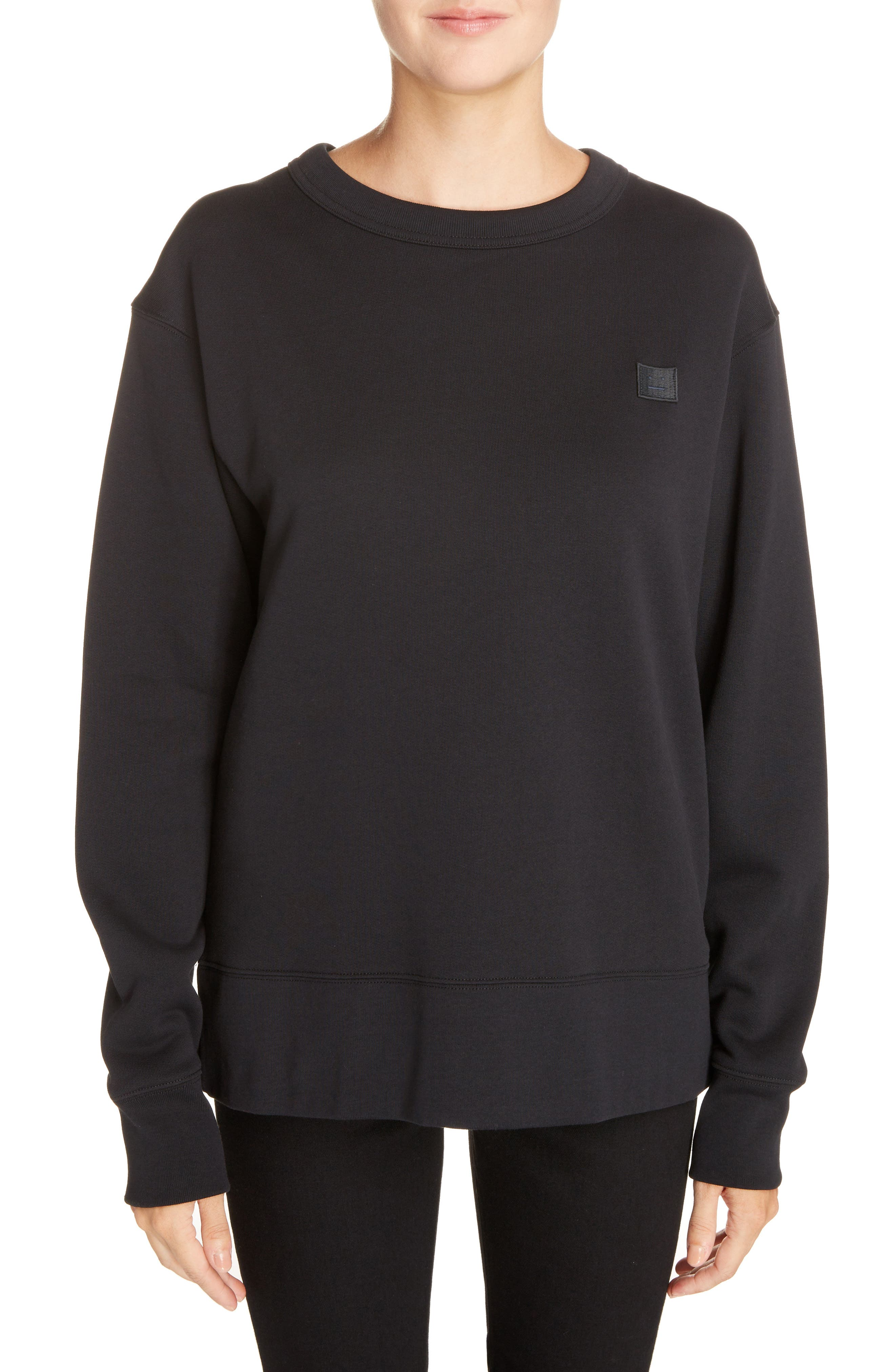 Fairview Crewneck Sweatshirt,                             Main thumbnail 1, color,                             001