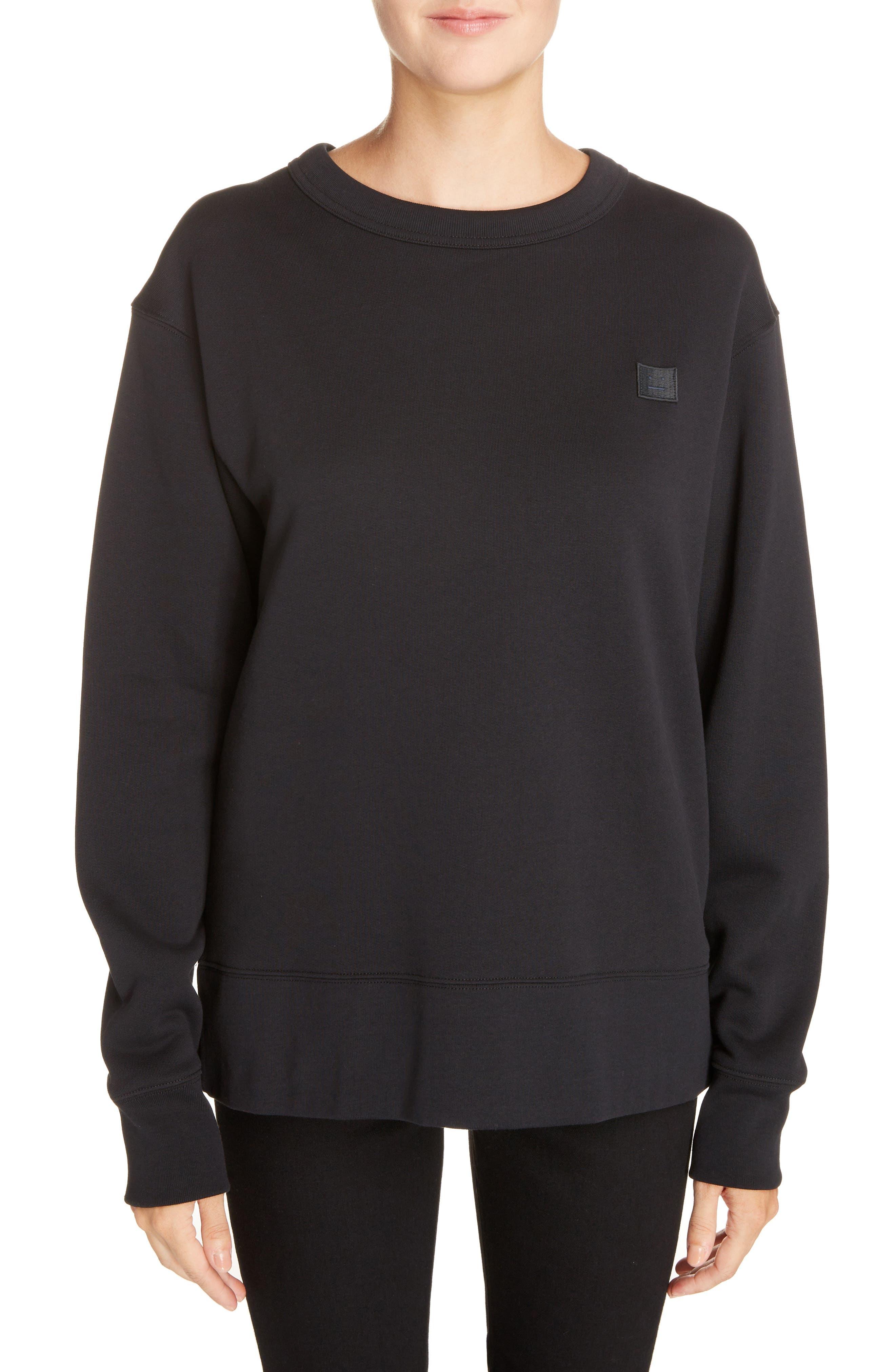 Fairview Crewneck Sweatshirt,                         Main,                         color, 001