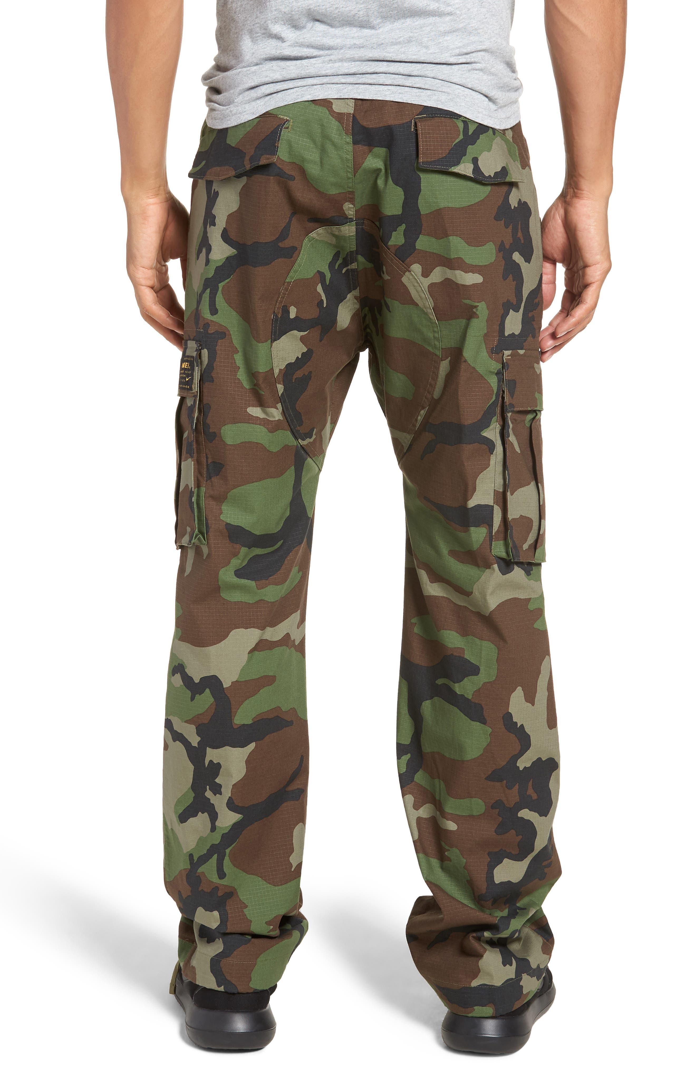 Flex Cargo Pants,                             Alternate thumbnail 2, color,                             MEDIUM OLIVE