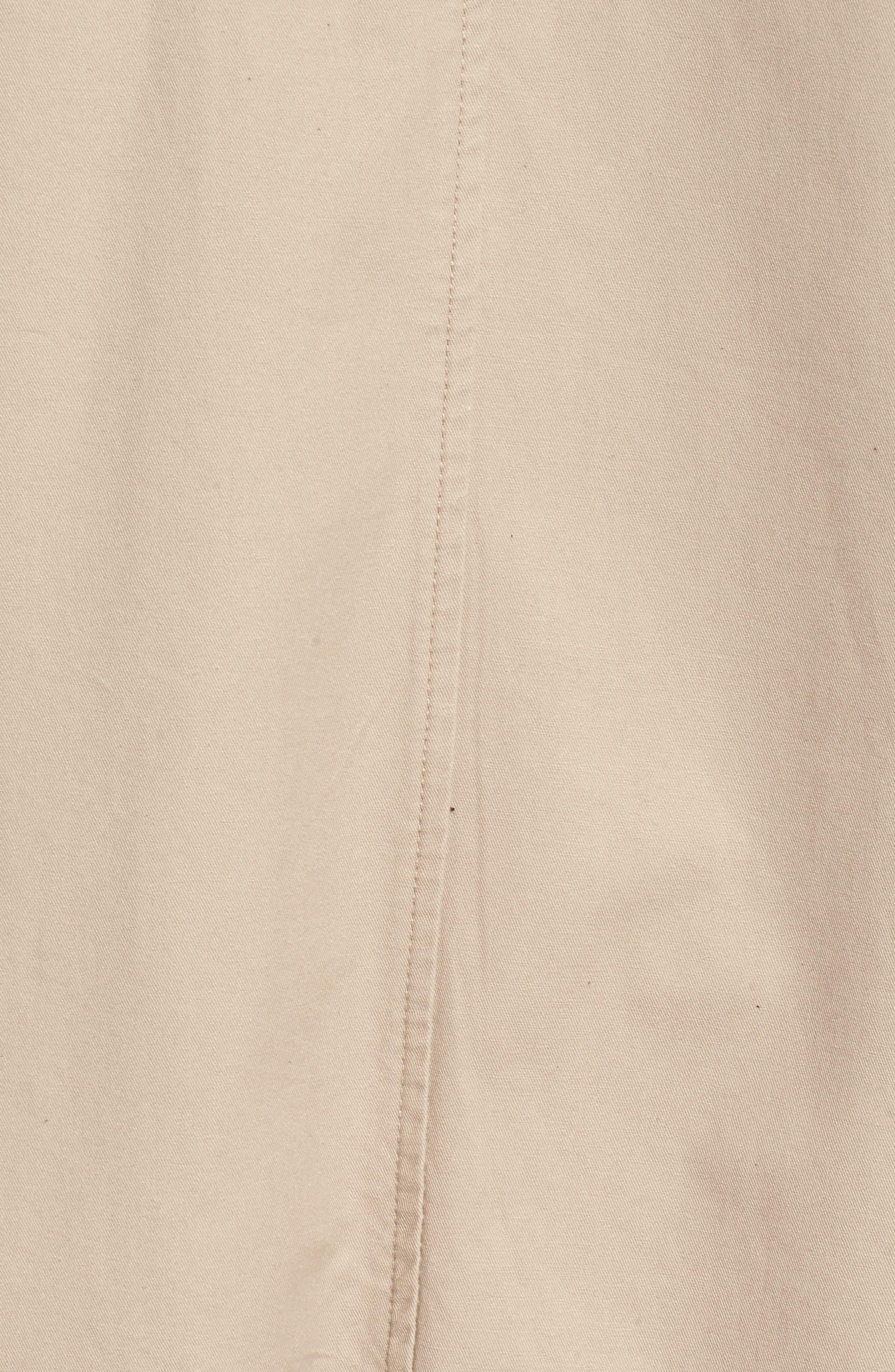Noah Cotton Twill Coat,                             Alternate thumbnail 6, color,                             260