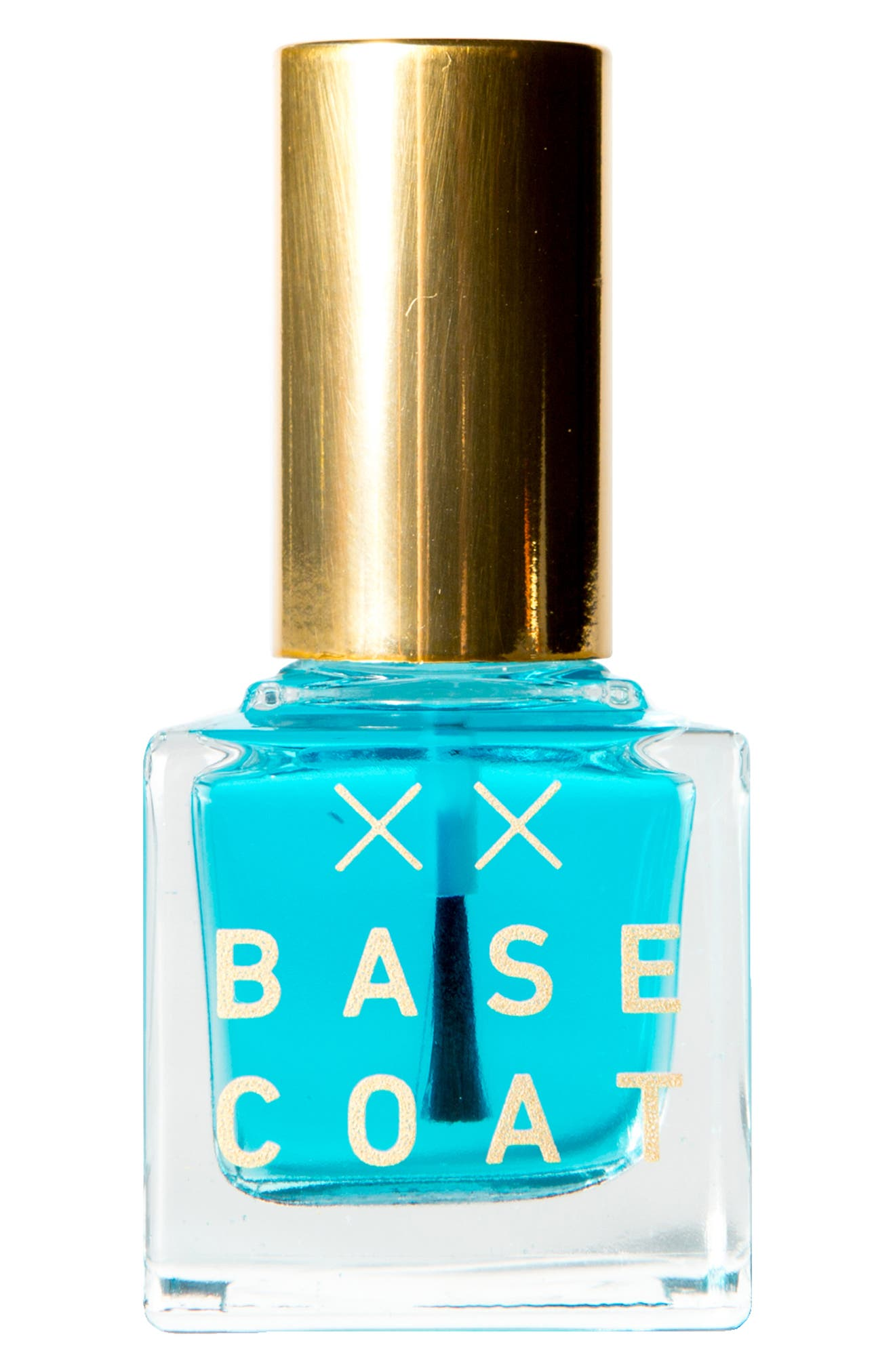 Base Coat with Garlic Extract,                         Main,                         color, NO COLOR
