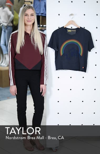 Mountain Rainbow Tee, sales video thumbnail