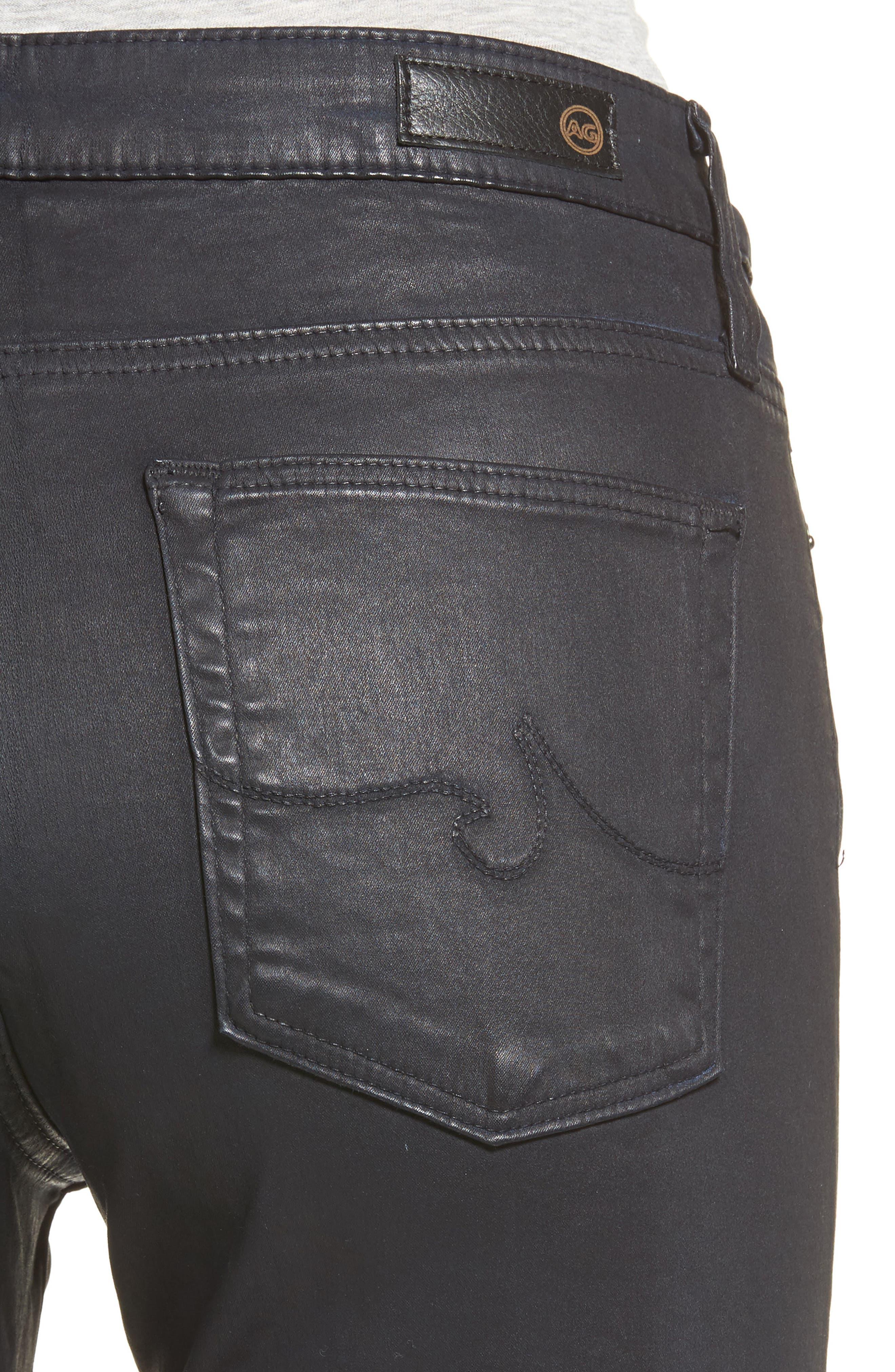 The Farrah High Rise Skinny Jeans,                             Alternate thumbnail 14, color,
