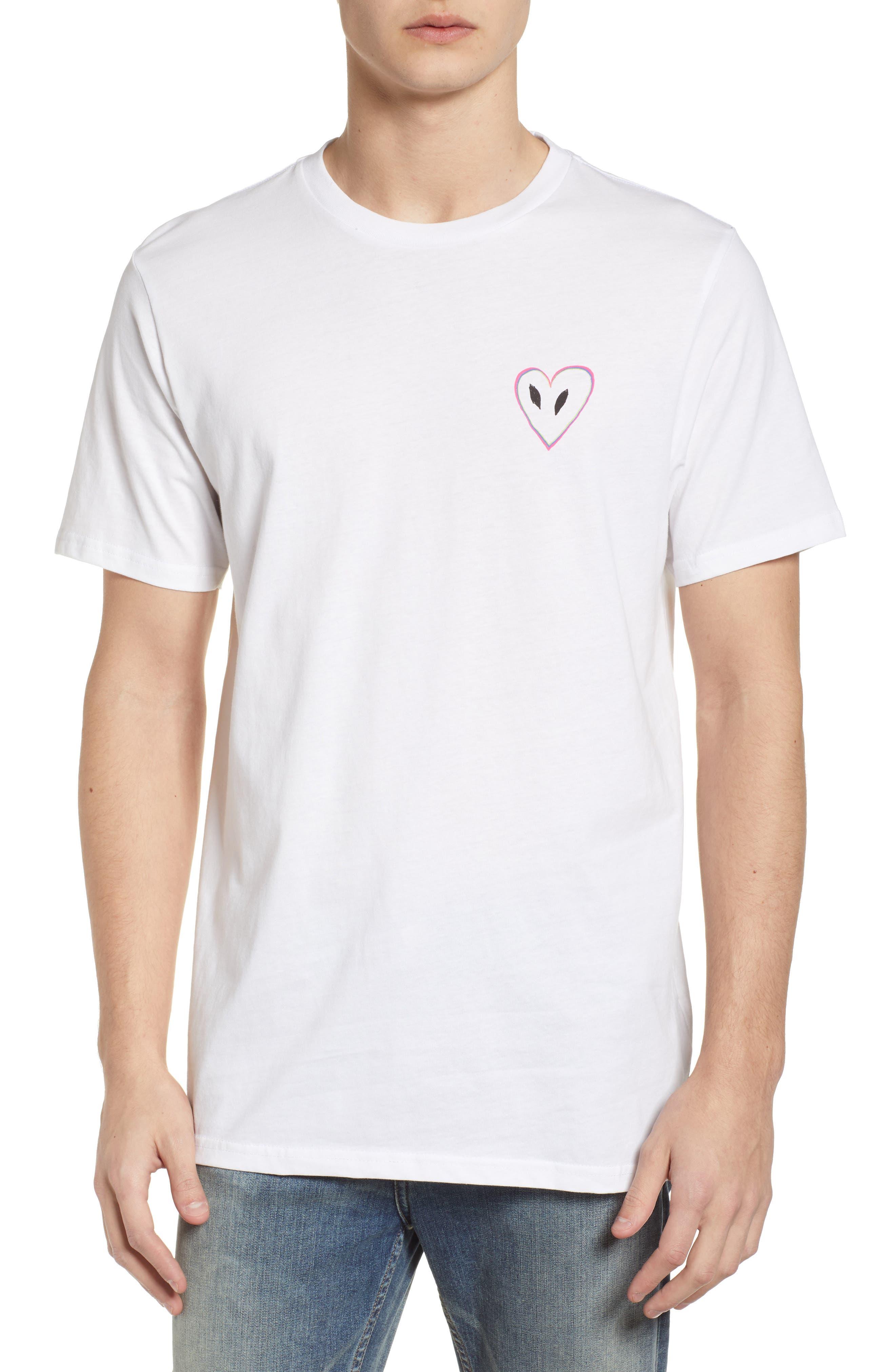 Love Graphic T-Shirt,                             Main thumbnail 2, color,
