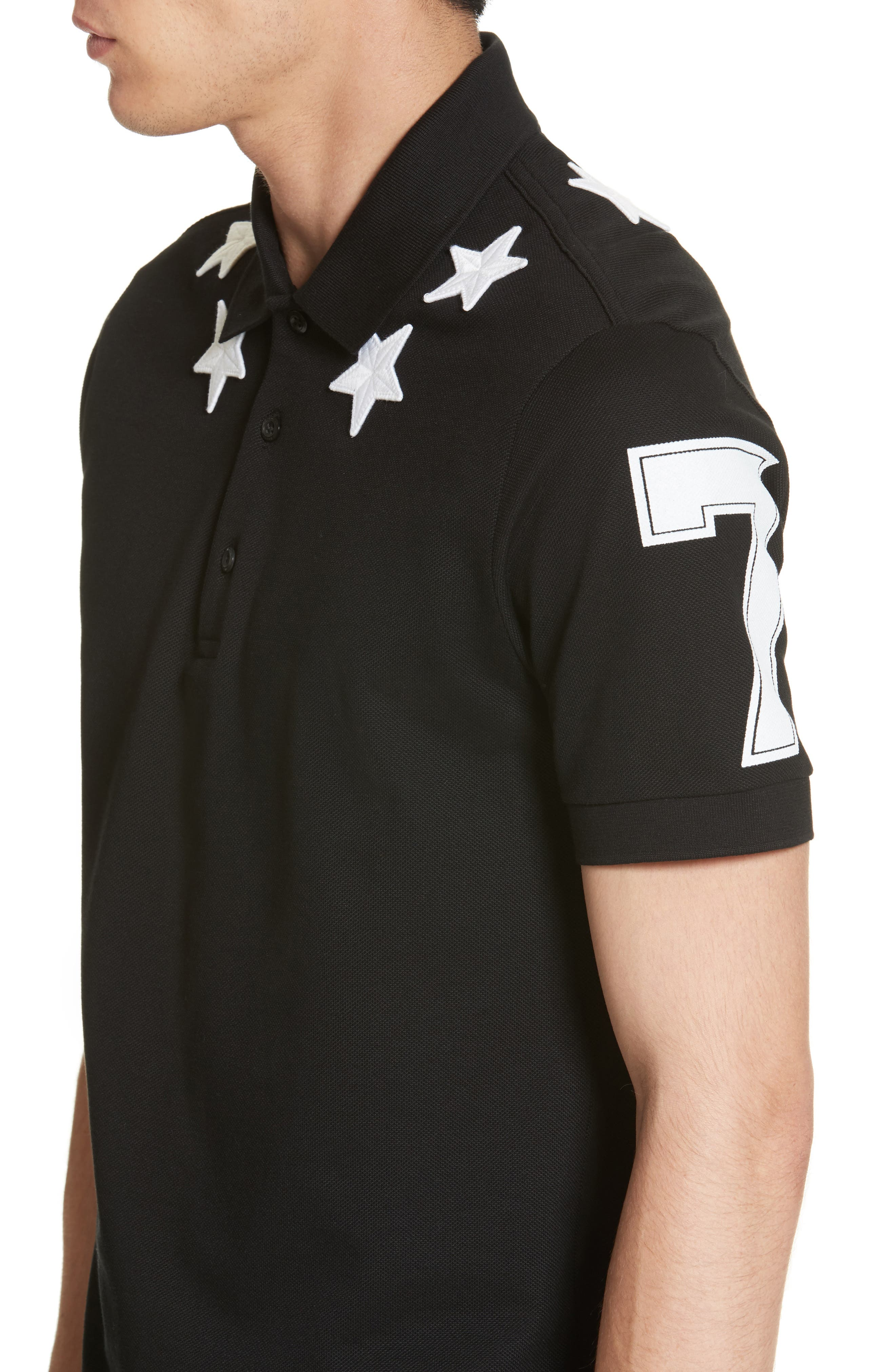 Star 74 Polo,                             Alternate thumbnail 4, color,                             001