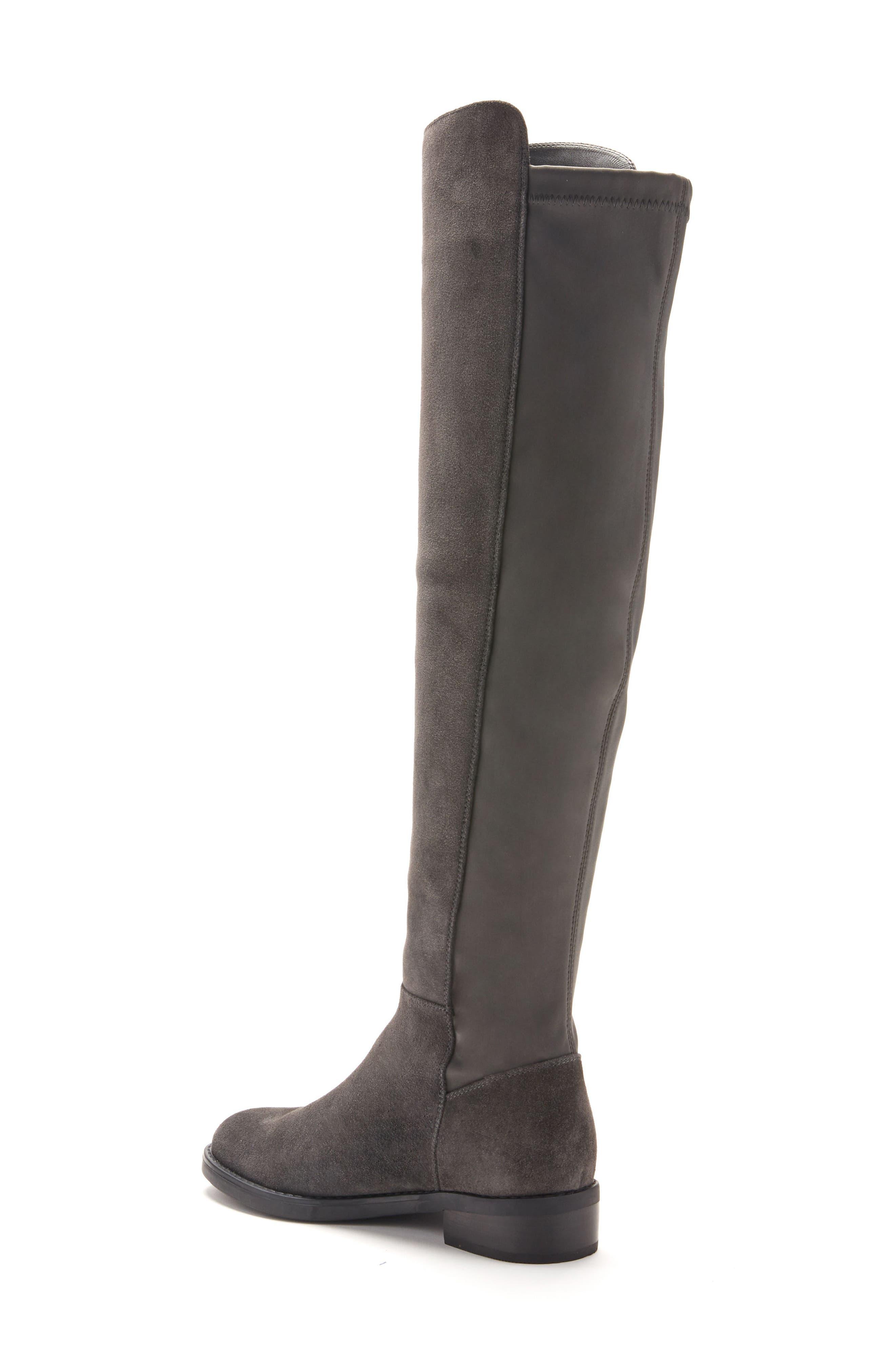 Olivia Knee High Boot,                             Alternate thumbnail 6, color,
