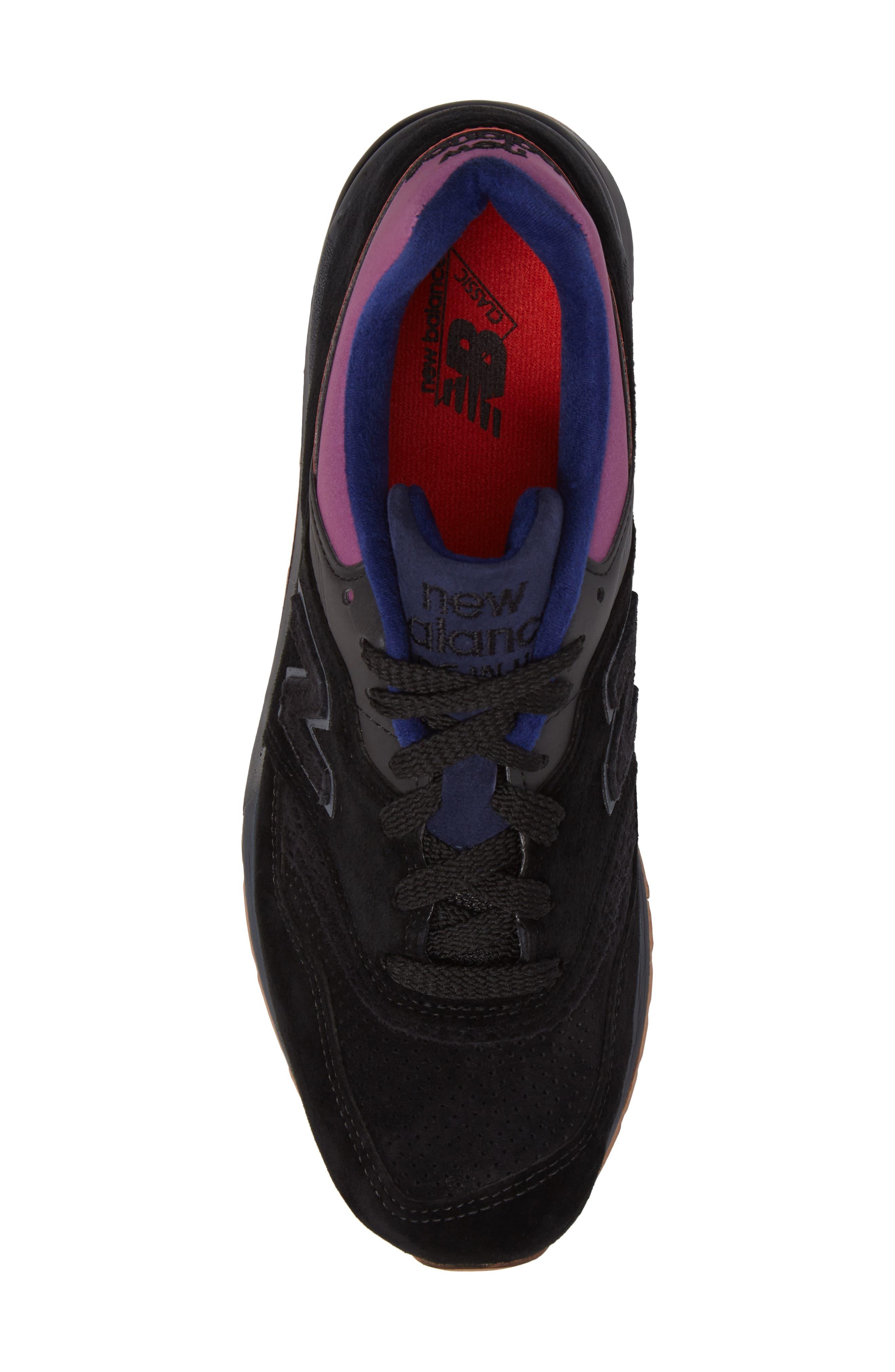 997 Sneaker,                             Alternate thumbnail 5, color,                             001