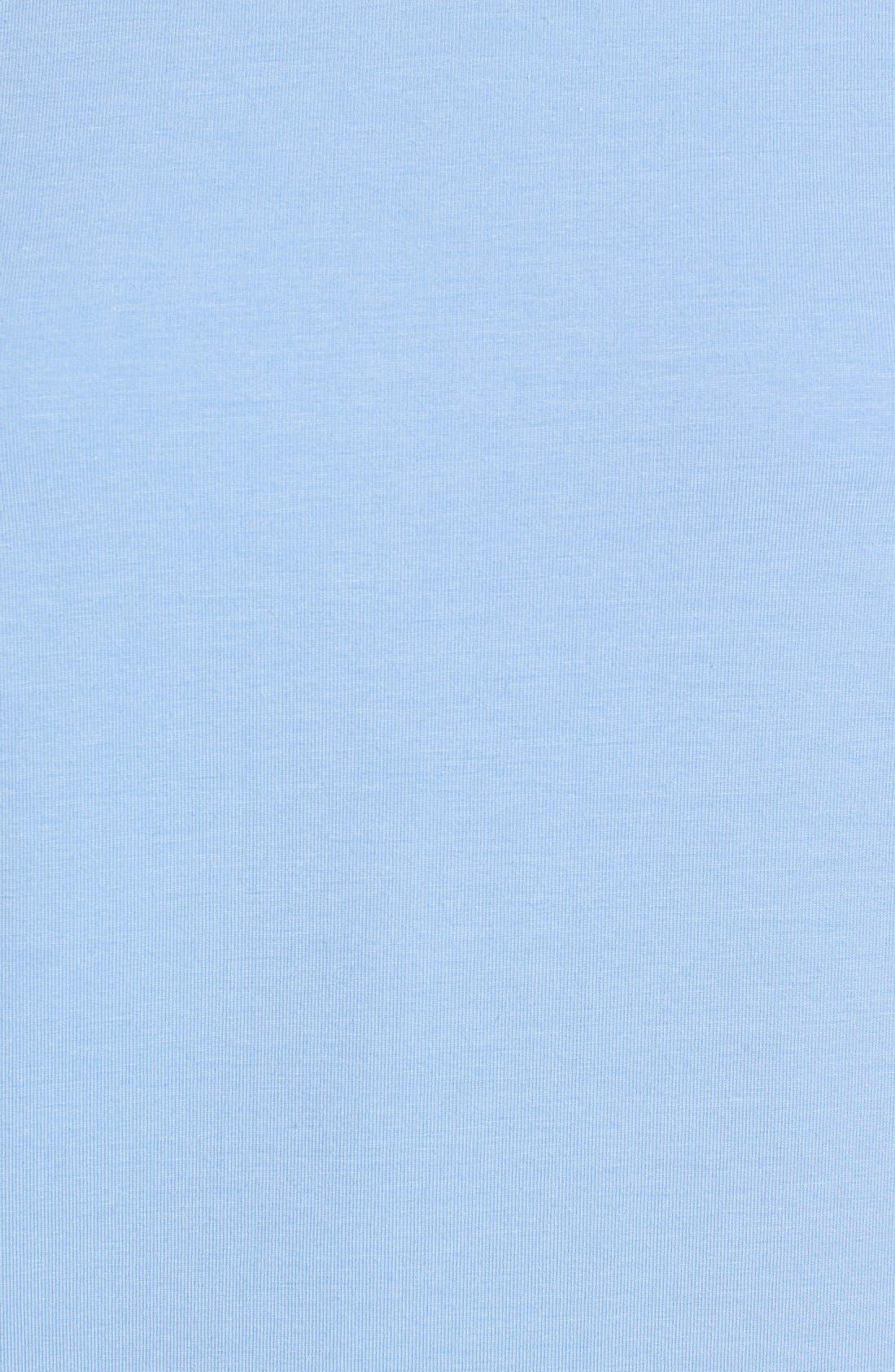 Three Quarter Sleeve Tee,                             Alternate thumbnail 14, color,