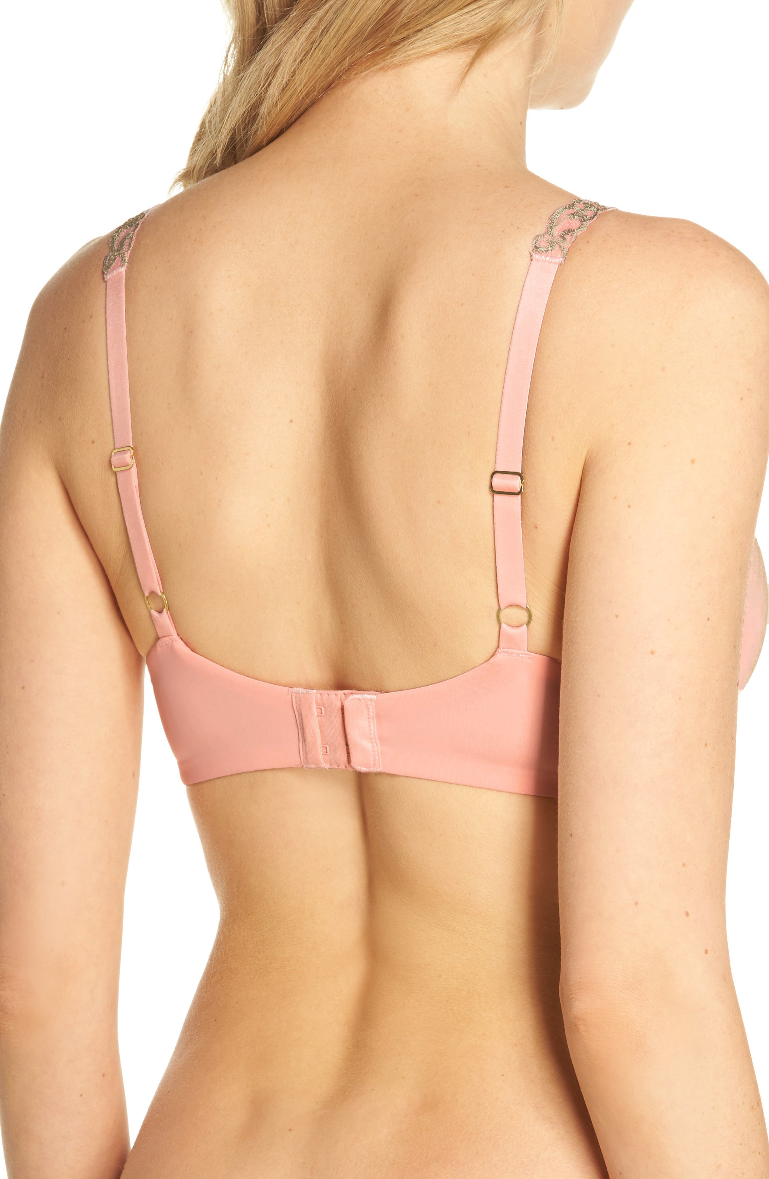 'Pure Luxe' Underwire T-Shirt Bra,                             Alternate thumbnail 41, color,