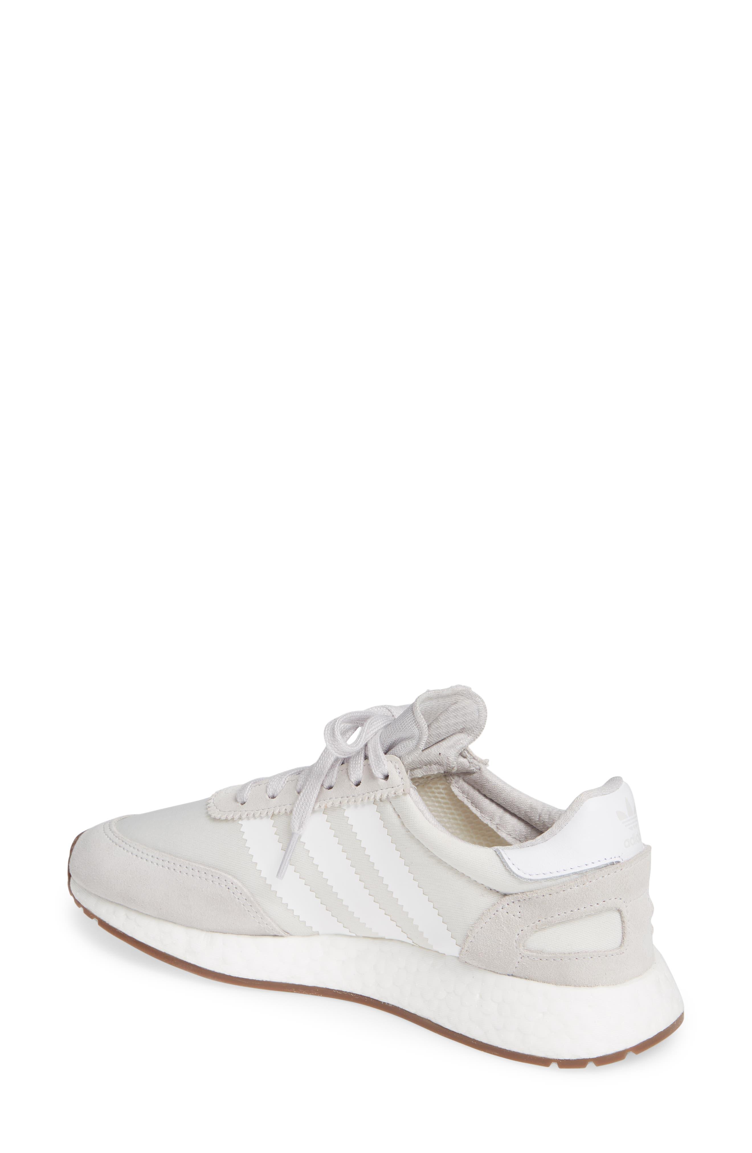 I-5923 Sneaker,                             Alternate thumbnail 2, color,                             GREY ONE/ WHITE/ GREY FIVE
