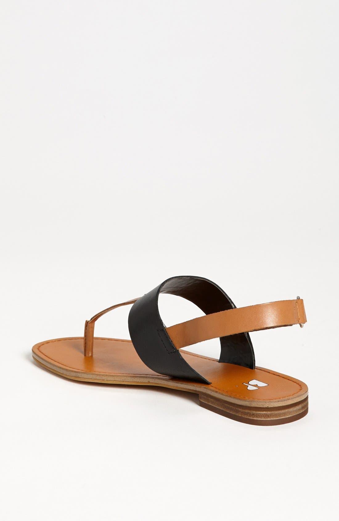 BP.,                             'Barbados' Sandal,                             Alternate thumbnail 4, color,                             004