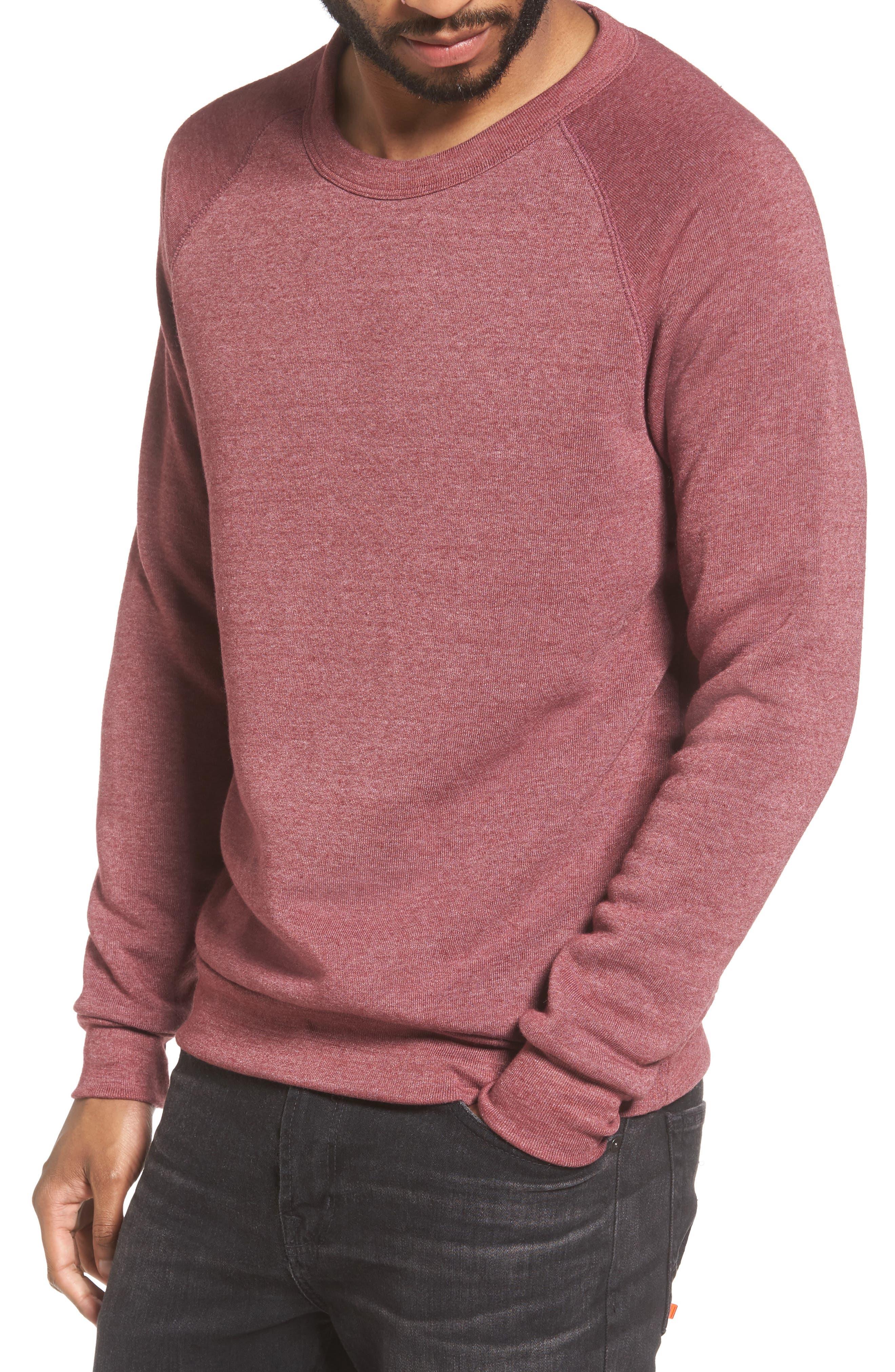 'The Champ' Sweatshirt,                             Main thumbnail 6, color,