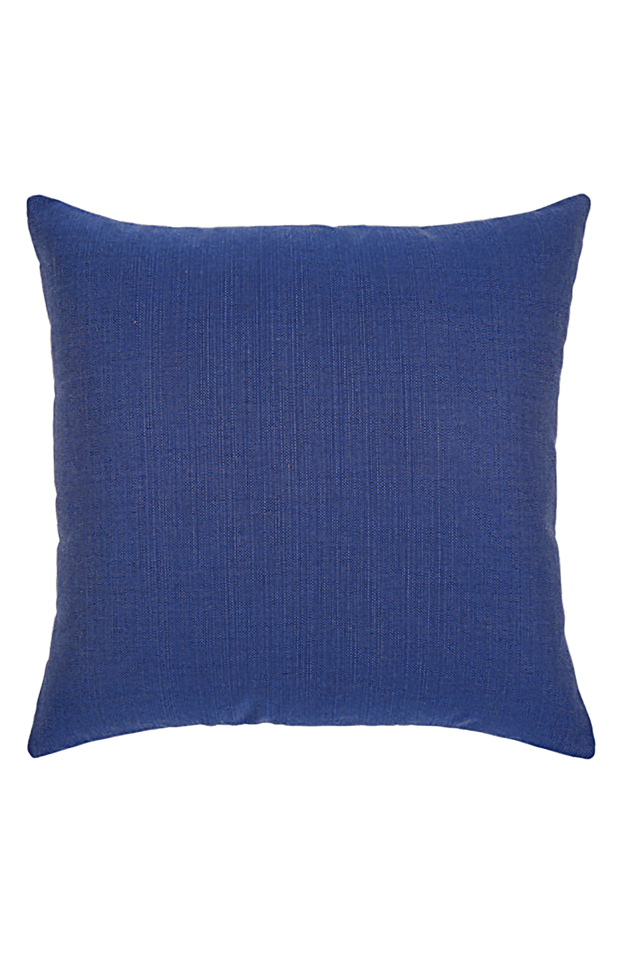 Midnight Tile Indoor/Outdoor Accent Pillow,                             Alternate thumbnail 2, color,                             BLUE