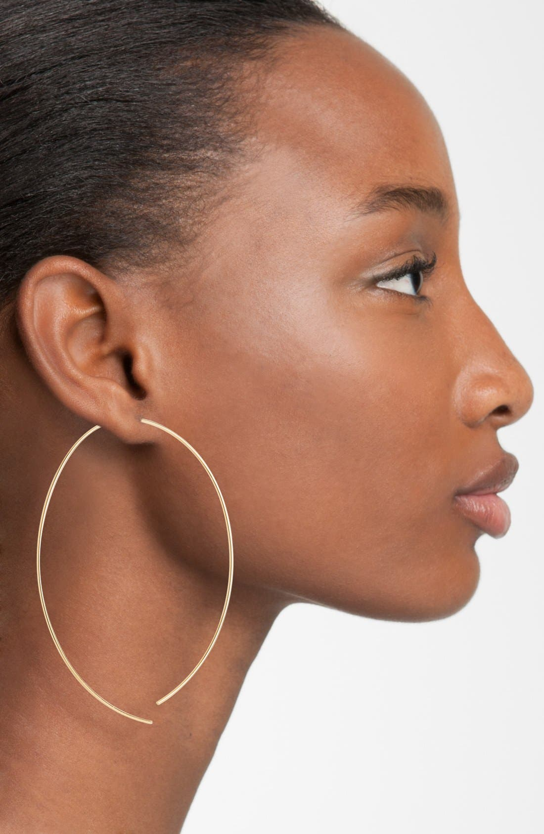 'Girls Night Out' Earrings,                             Alternate thumbnail 4, color,                             GOLD
