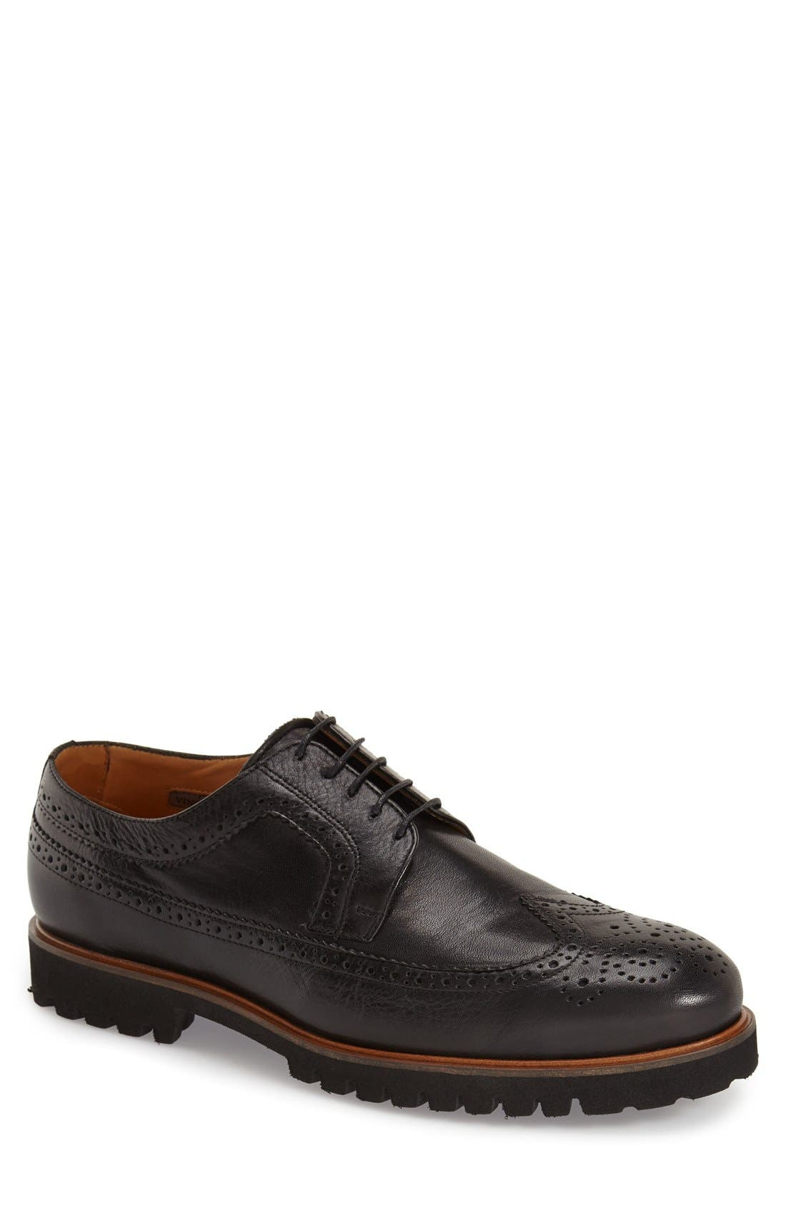 'Loven' Wingtip Derby,                             Main thumbnail 1, color,                             001