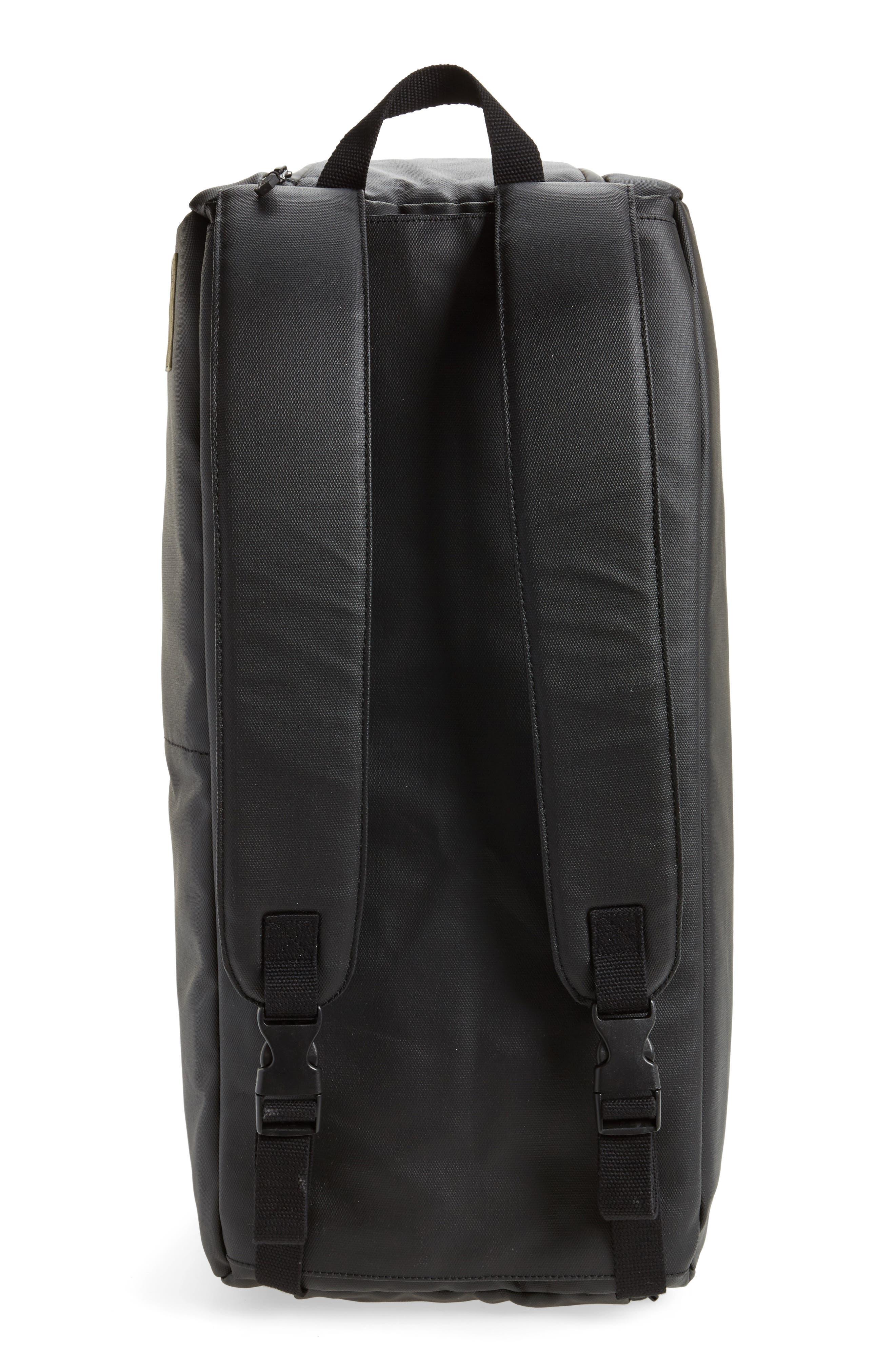 Convertible Duffel Bag,                             Alternate thumbnail 6, color,                             001