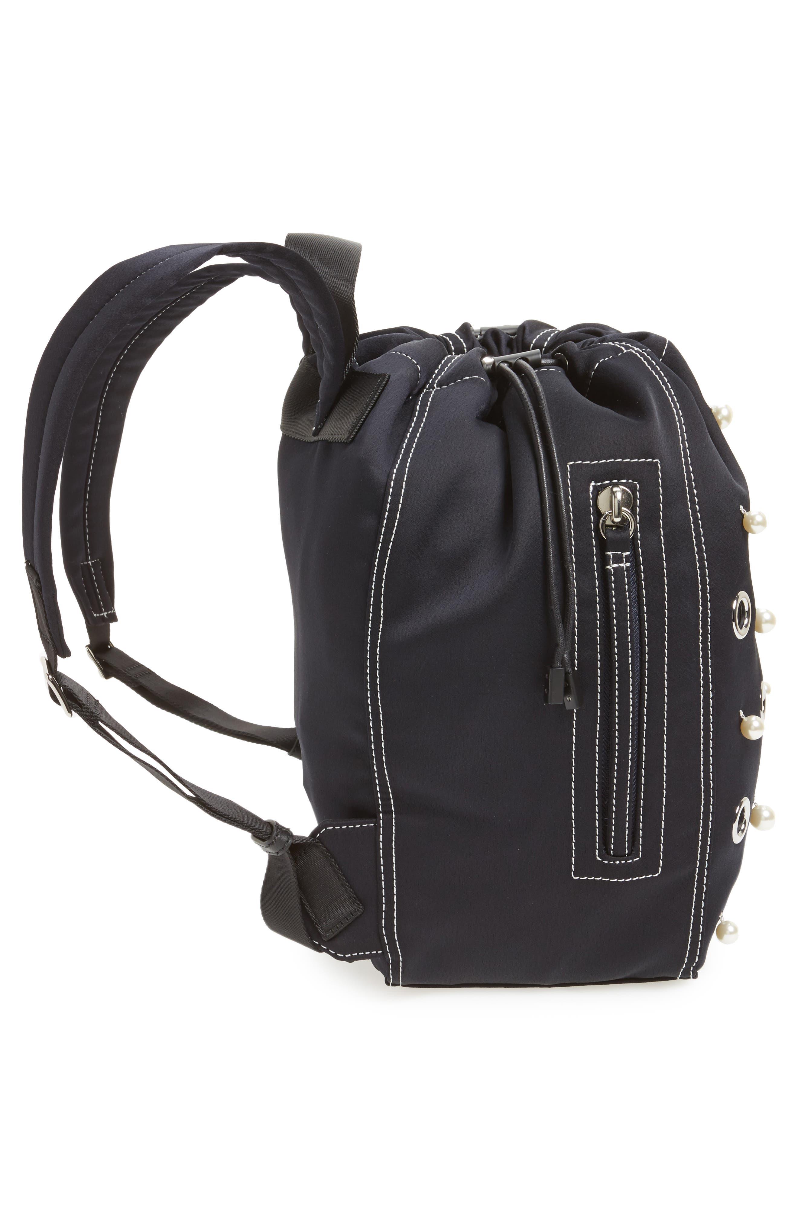 Phillip Lim 3.1 Medium Go-Go Embellished Backpack,                             Alternate thumbnail 10, color,