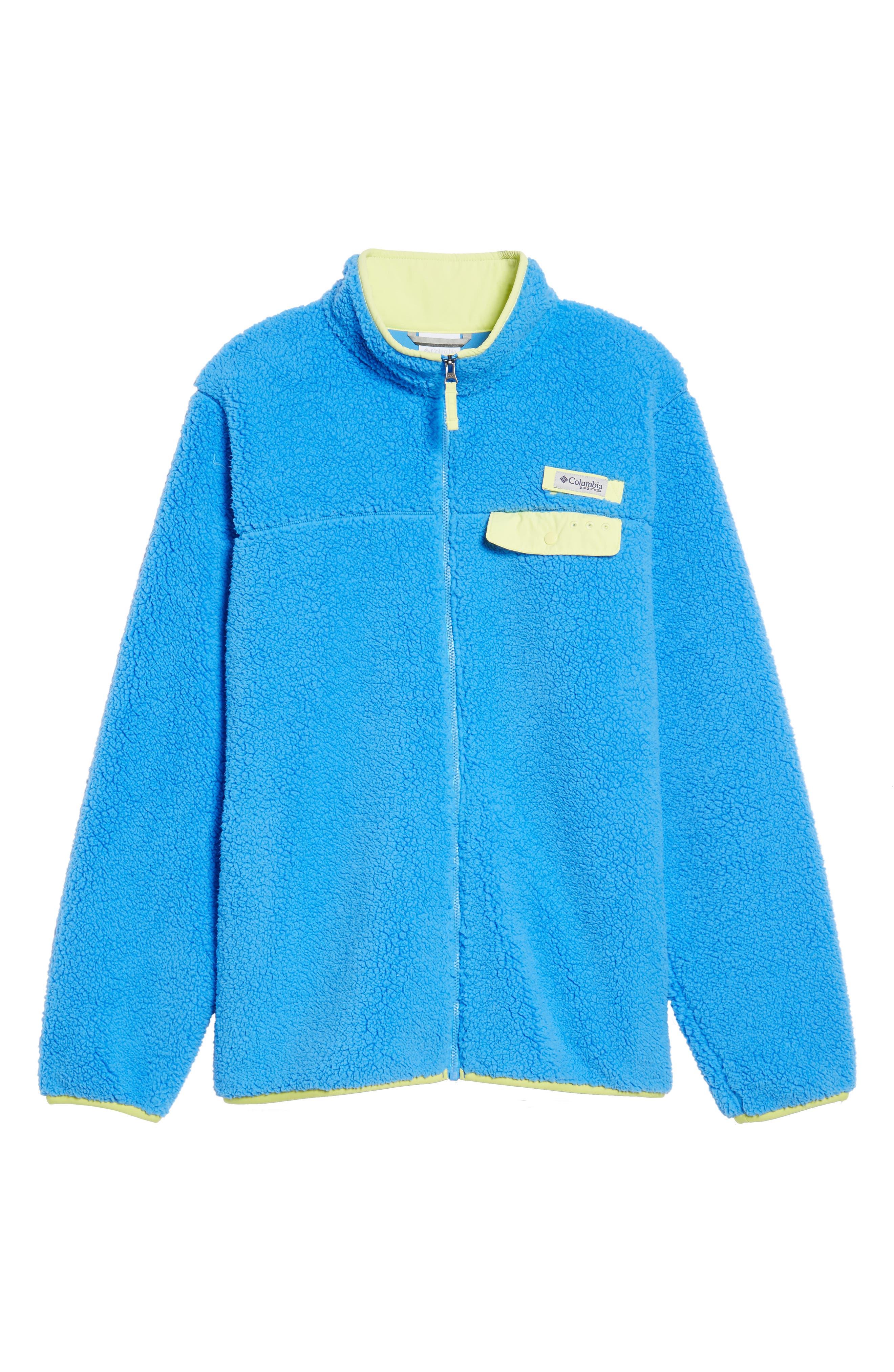 Harborside Fleece Jacket,                             Alternate thumbnail 25, color,