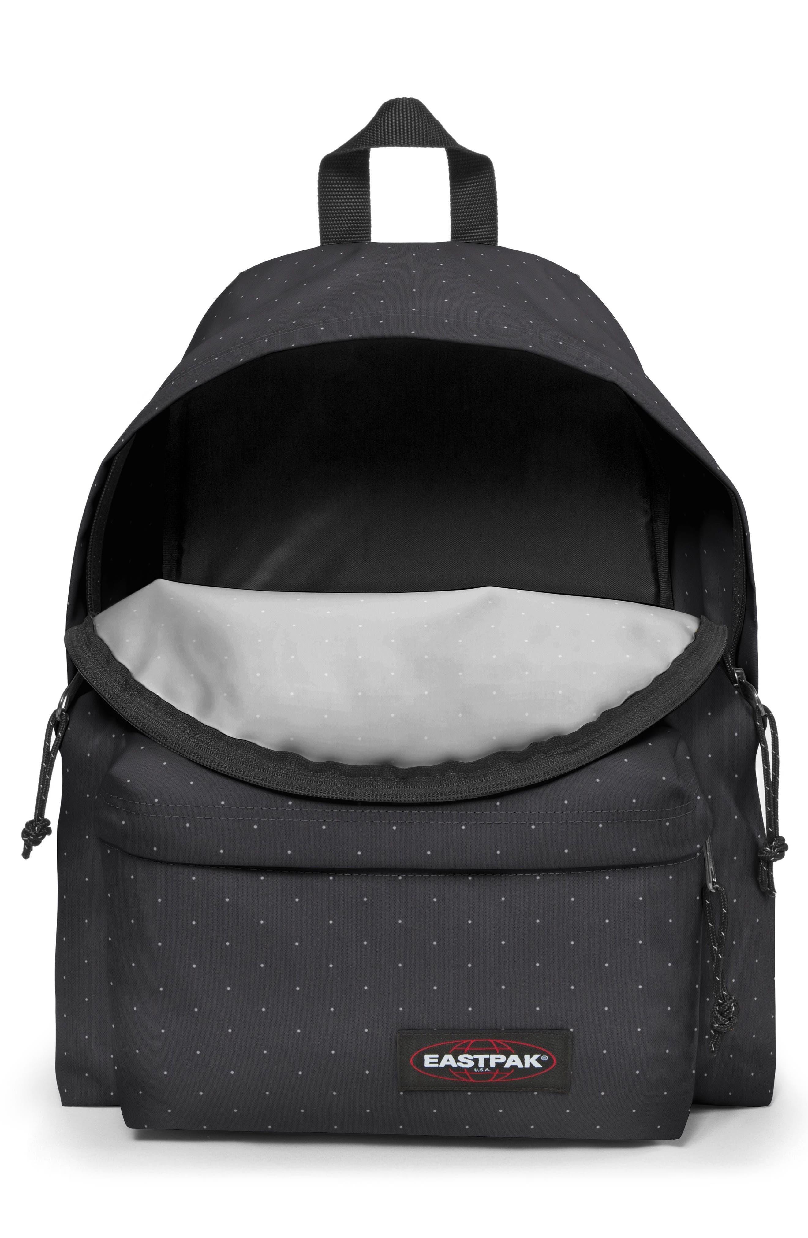 EASTPAK,                             Padded Pak'r<sup>®</sup> Nylon Backpack,                             Alternate thumbnail 3, color,                             MINI DOT