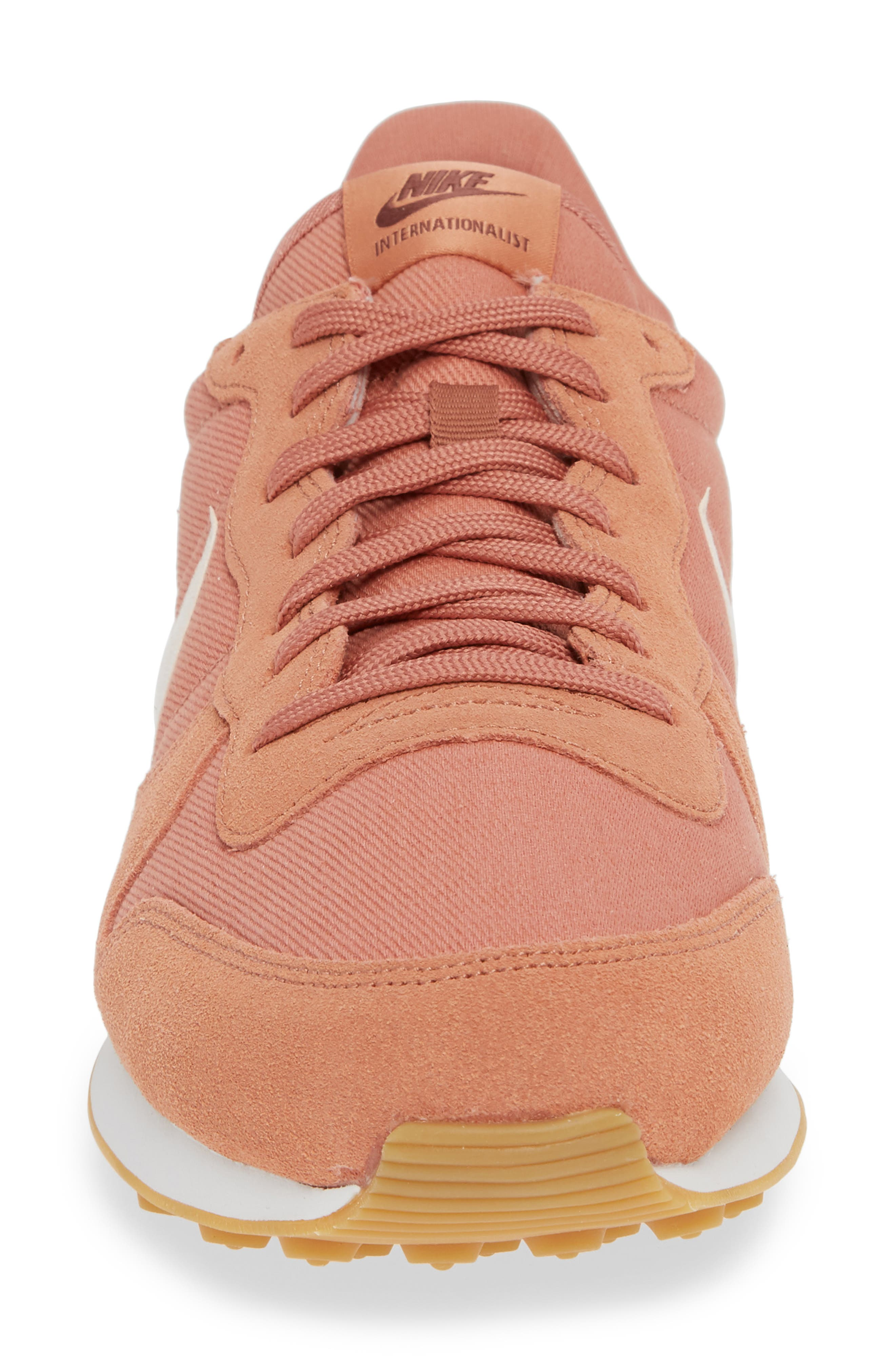 'Internationalist' Sneaker,                             Alternate thumbnail 4, color,                             950