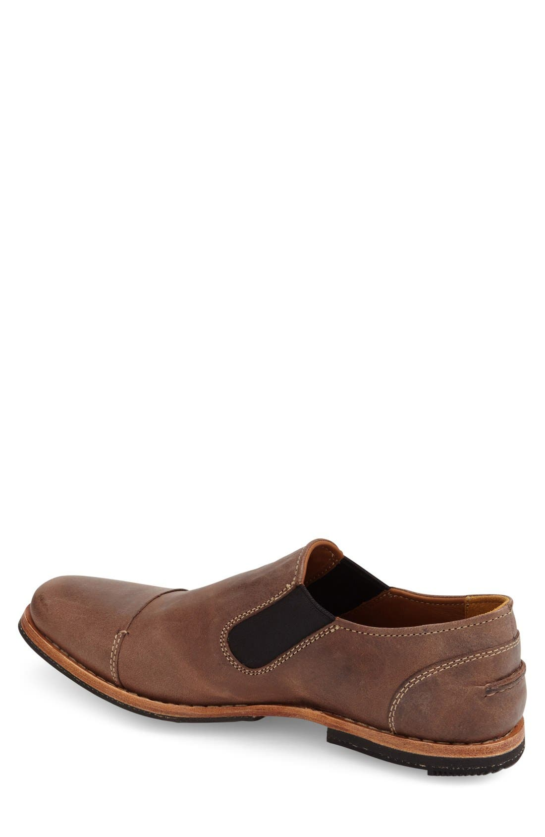 'Lost History' Venetian Loafer,                             Alternate thumbnail 4, color,