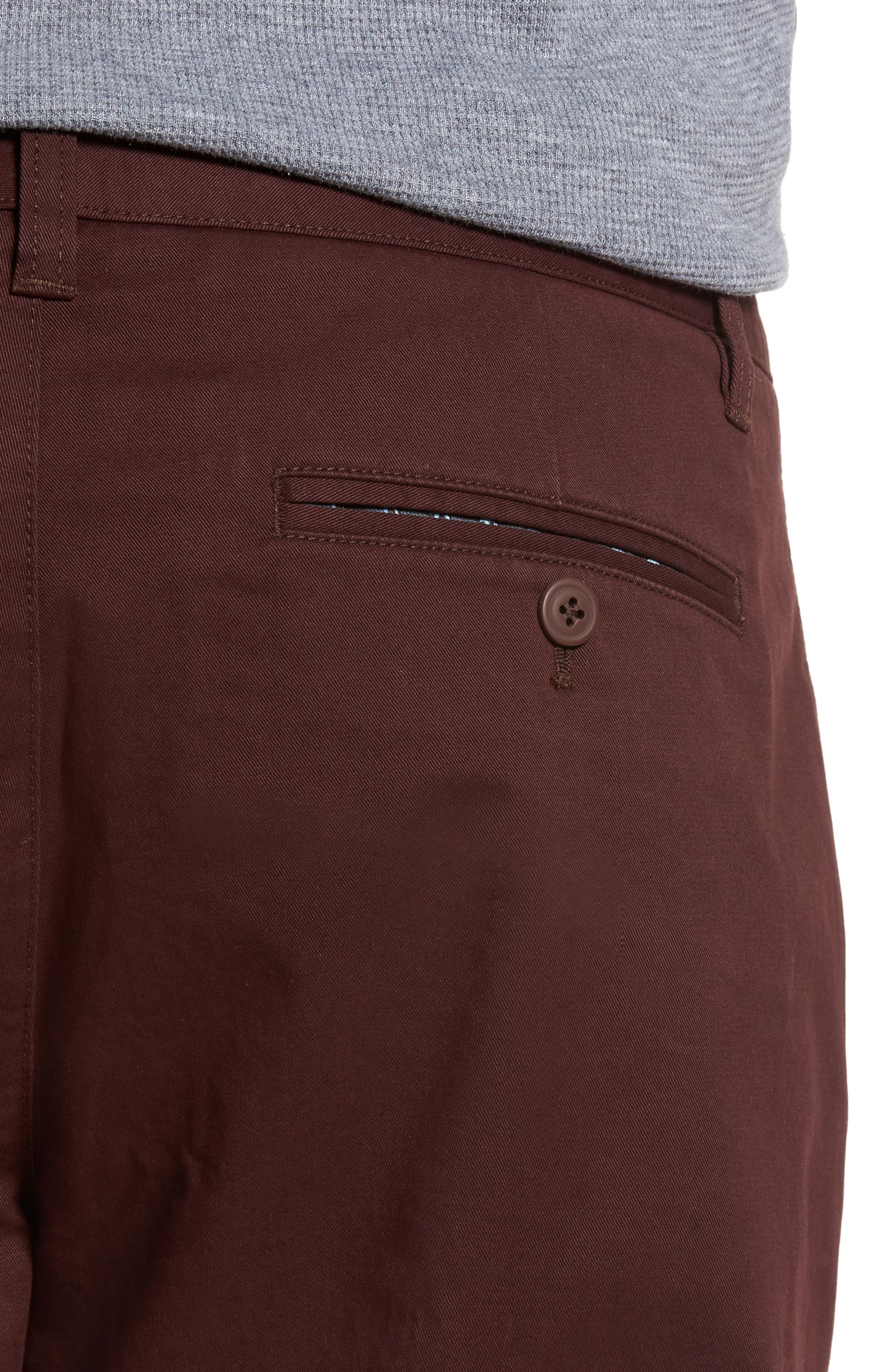 Straight Leg Stretch Washed Chinos,                             Alternate thumbnail 16, color,