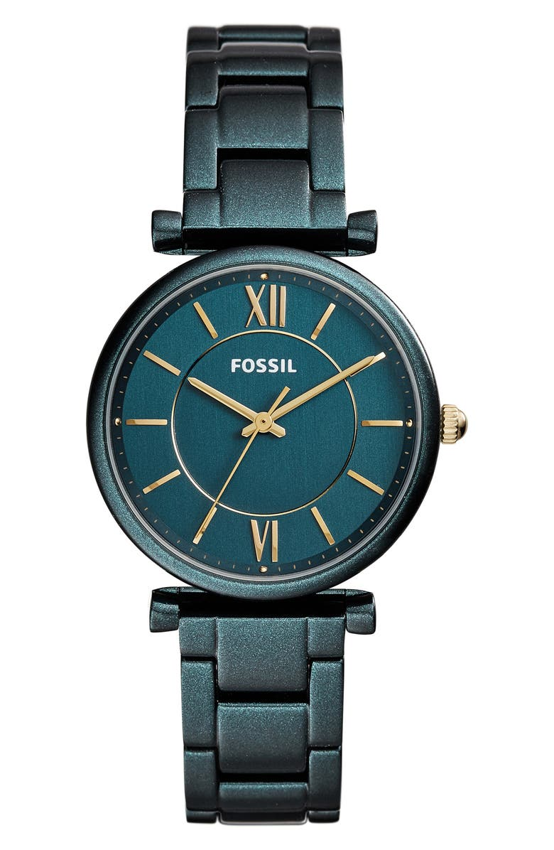 Fossil CARLIE BRACELET WATCH, 35MM