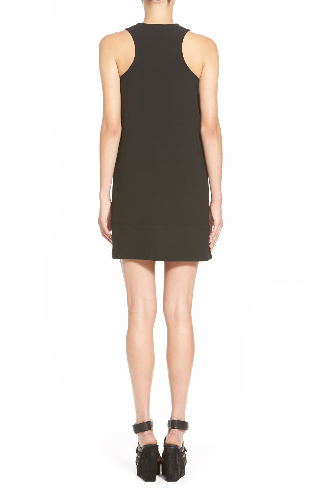 Racerback Shift Dress,                             Alternate thumbnail 67, color,