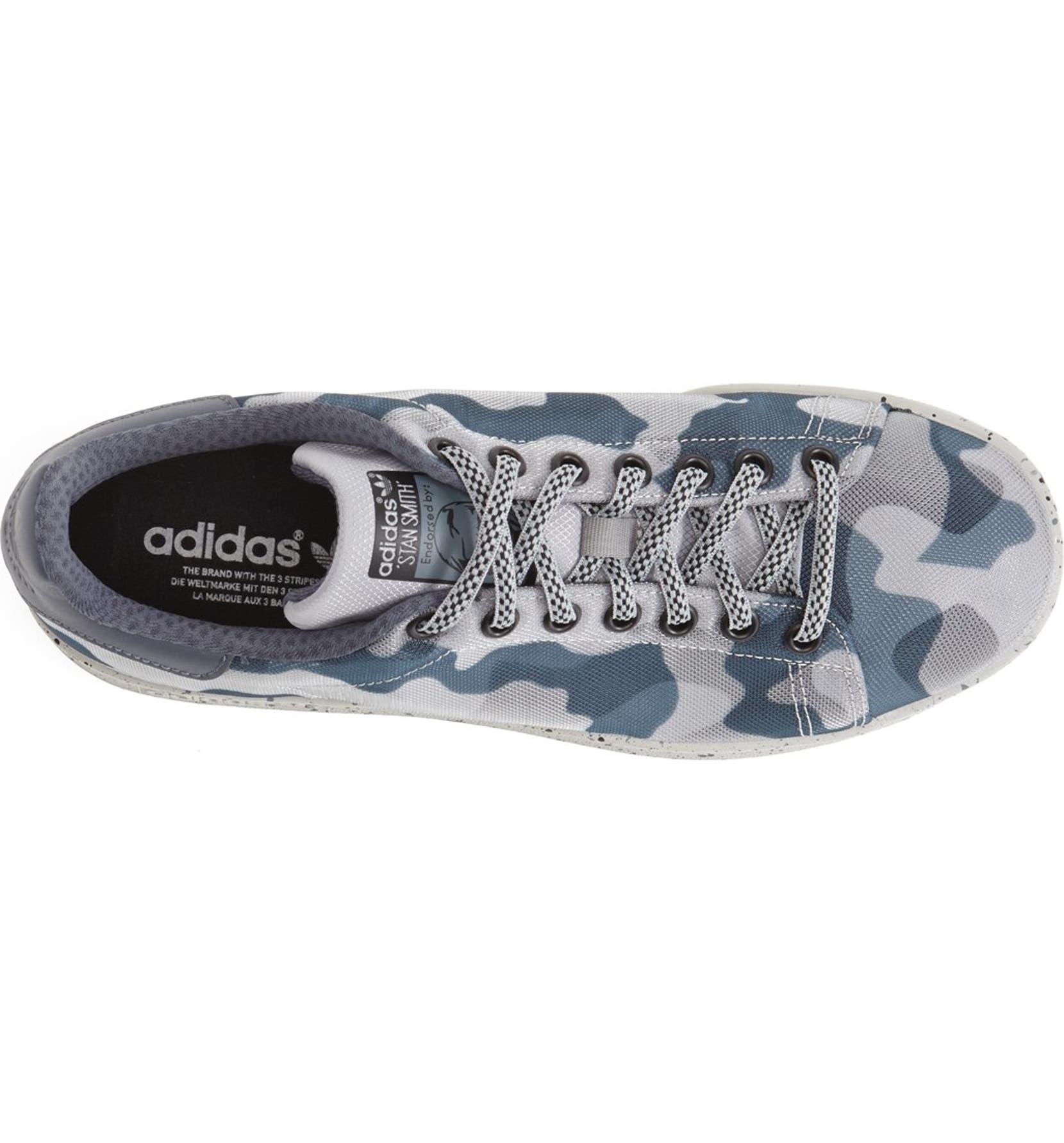 huge selection of 08882 8b367 adidas Stan Smith Camo Sneaker (Men)  Nordstrom