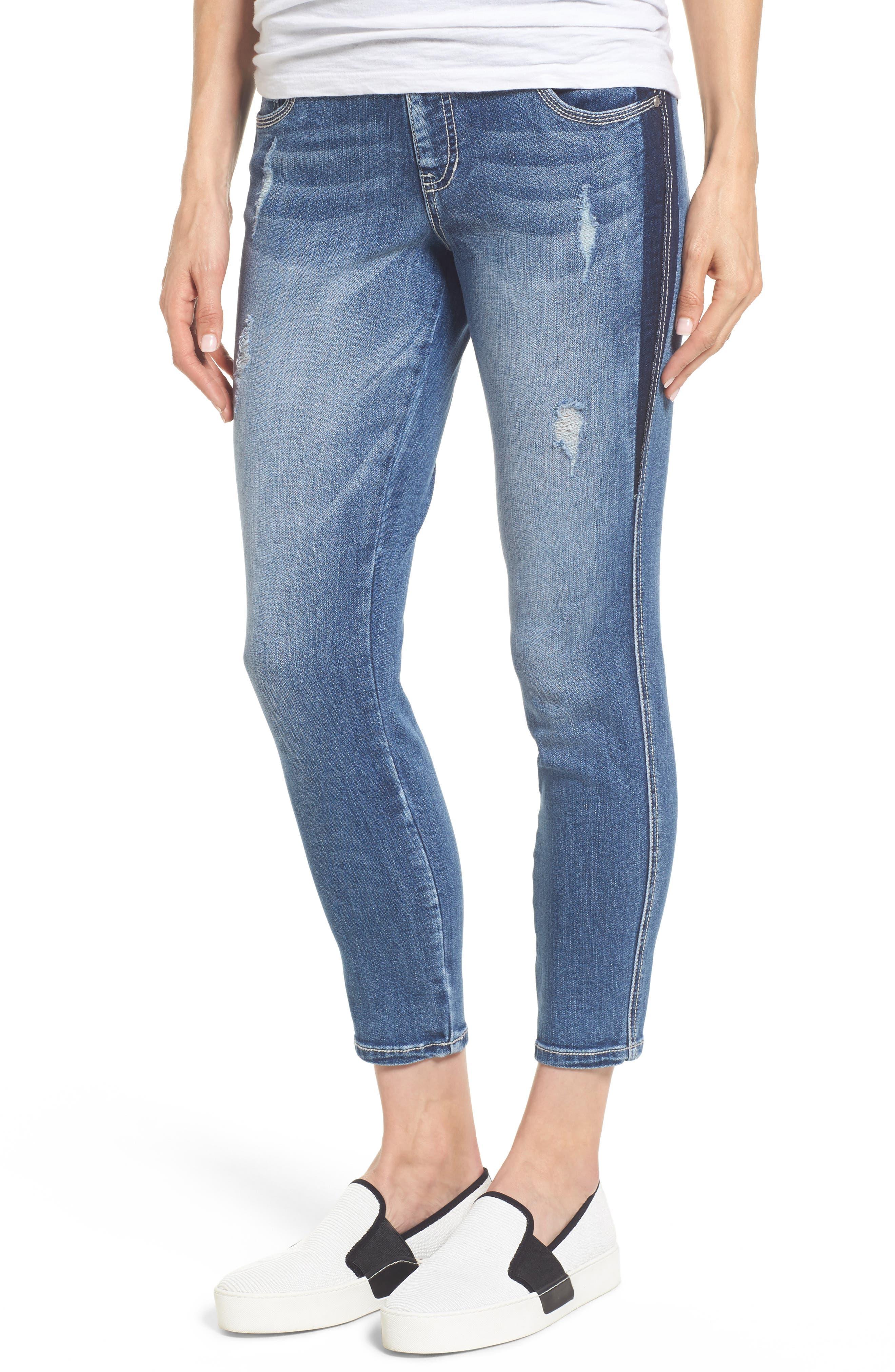 Nora Marta Stretch Skinny Jeans,                         Main,                         color, 420