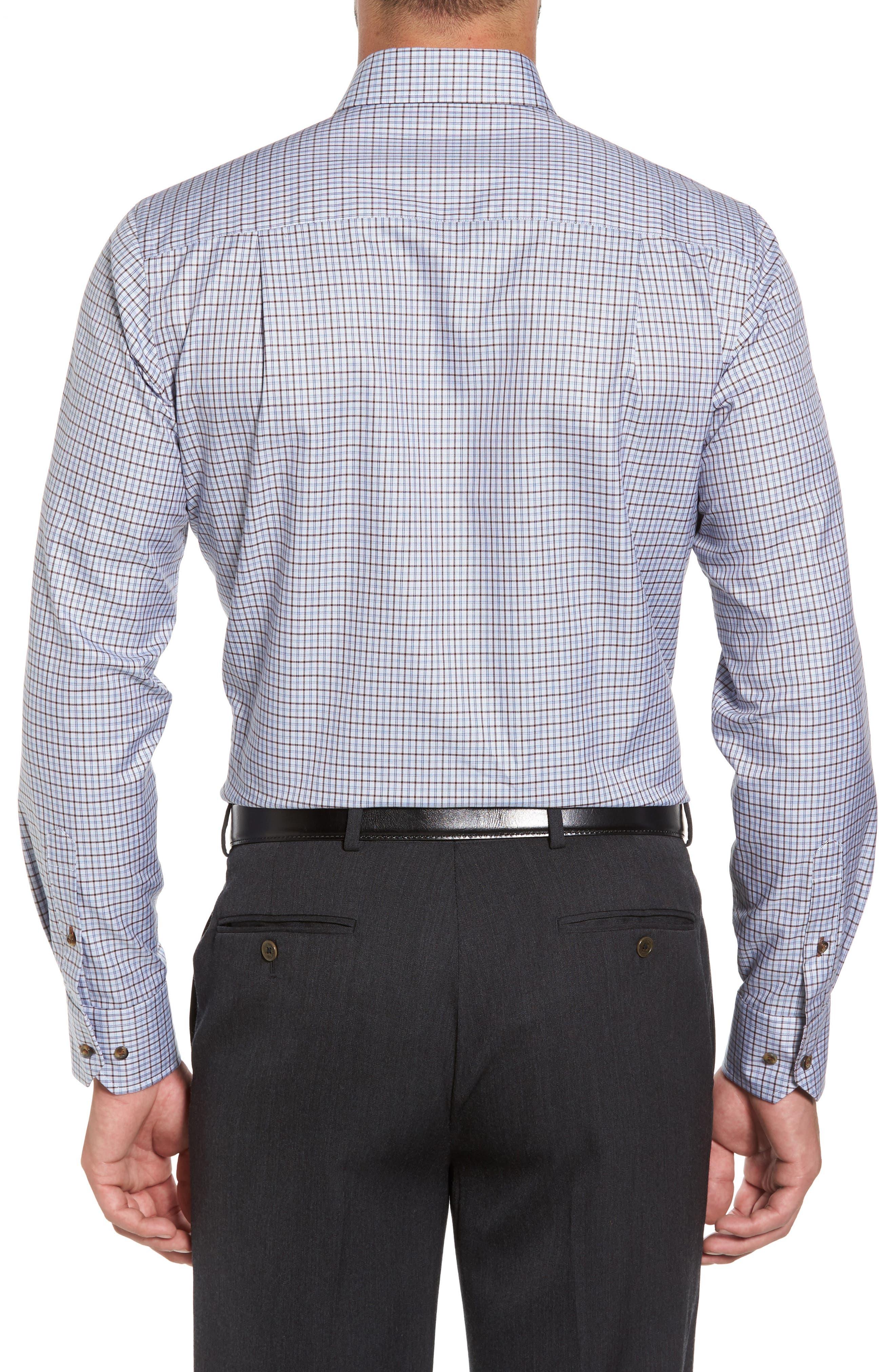 Plaid Regular Fit Sport Shirt,                             Alternate thumbnail 2, color,                             212