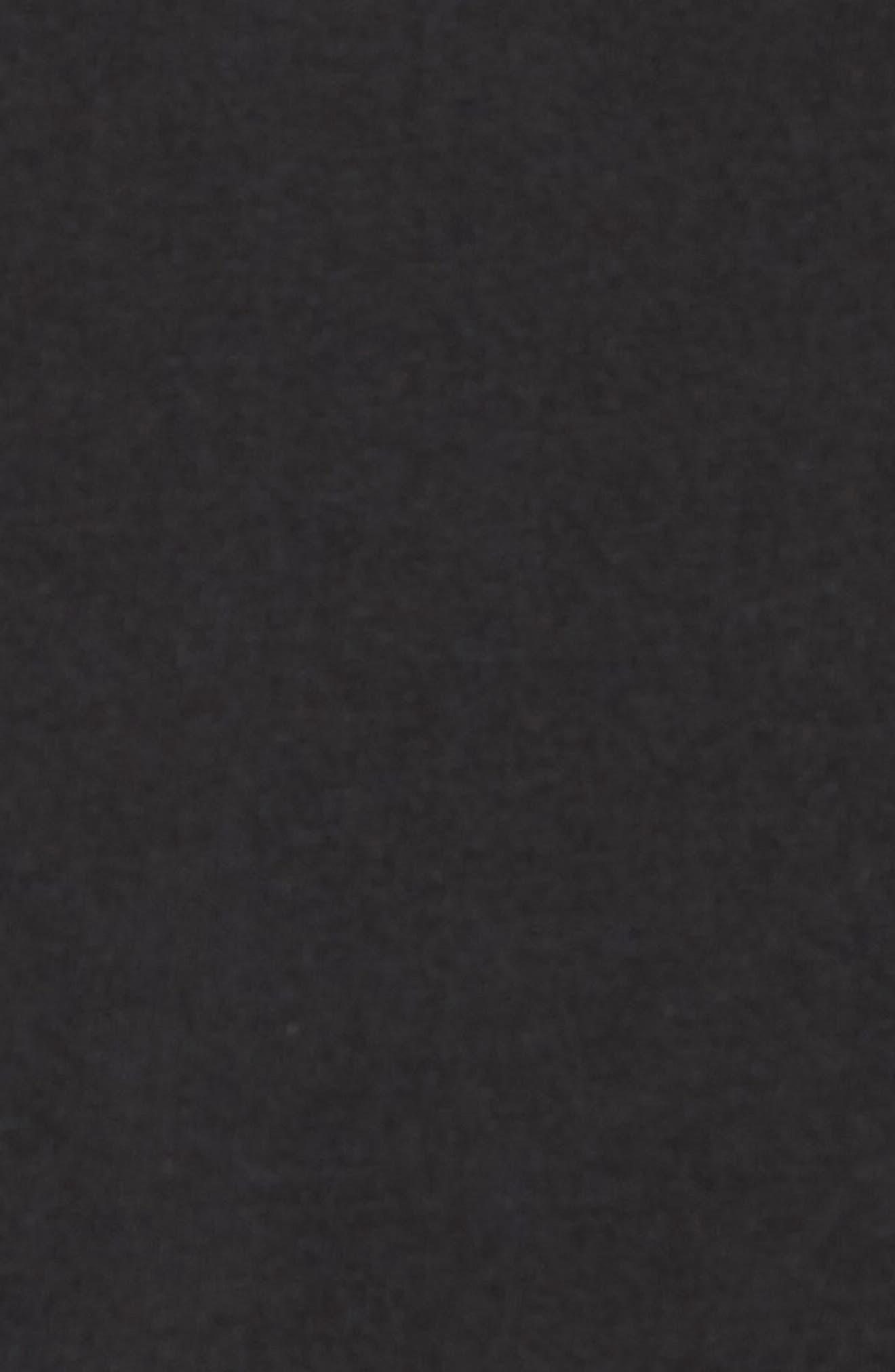 Walking Man T-Shirt,                             Alternate thumbnail 5, color,                             BLACK