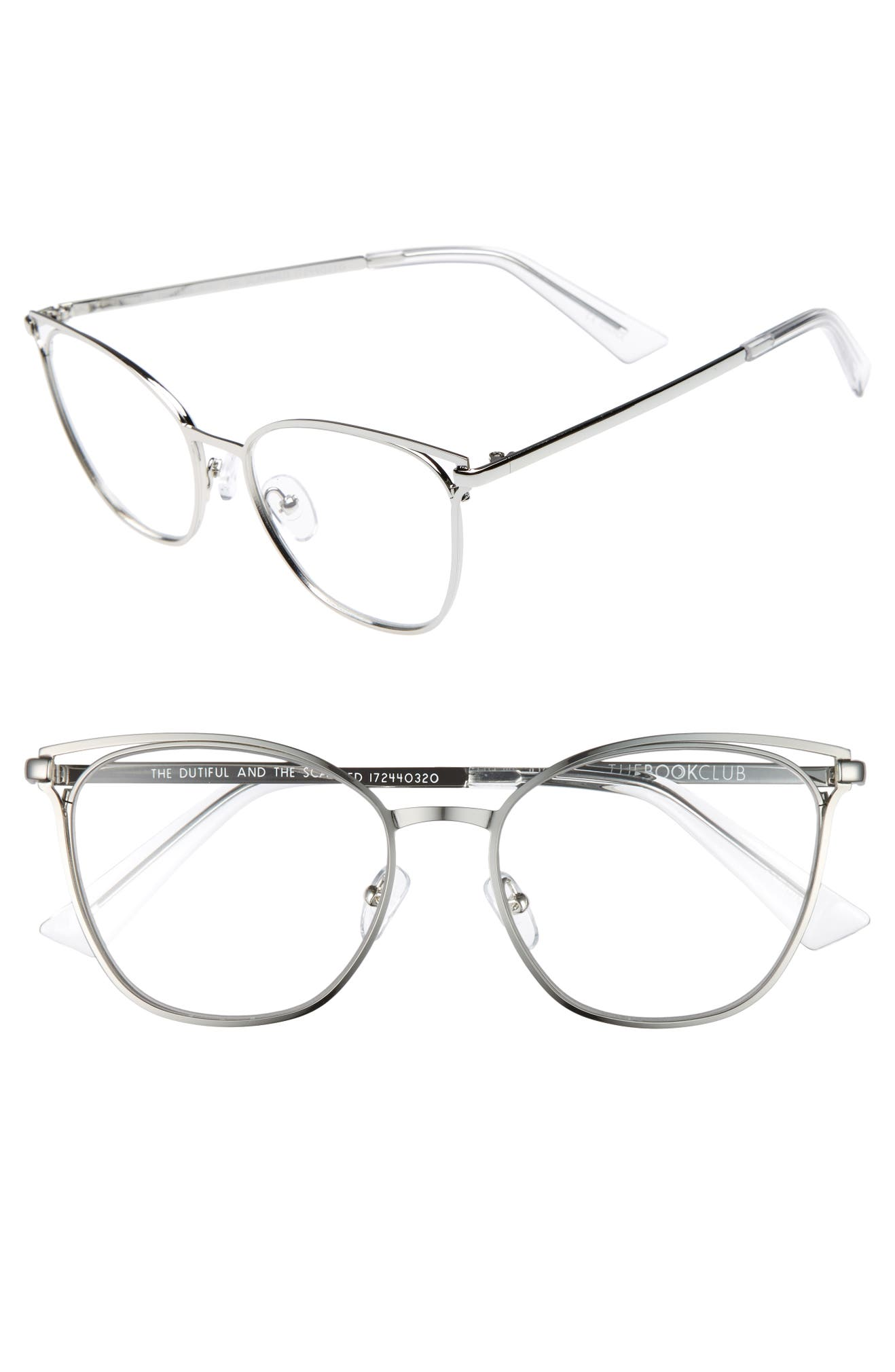 24e6900981c The Bookclub The Dutiful And The Scammed 53mm Reading Glasses ...