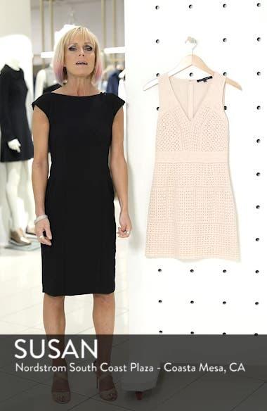 Schiffley Summer Cage Cotton Dress, sales video thumbnail