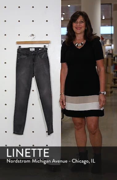 Le High Ankle Skinny Jeans, sales video thumbnail