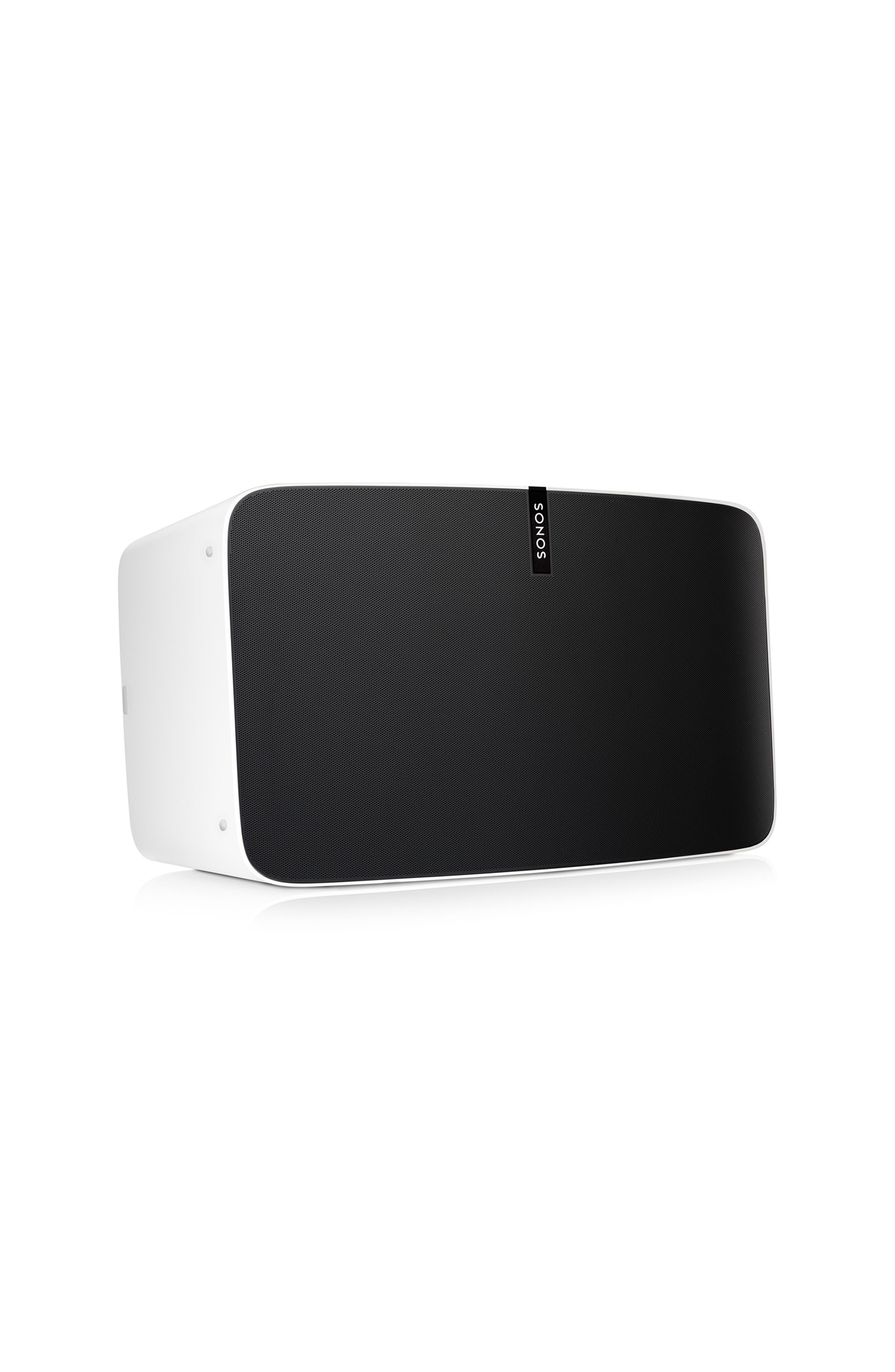 PLAY:5 Wireless Speaker,                             Main thumbnail 1, color,                             WHITE