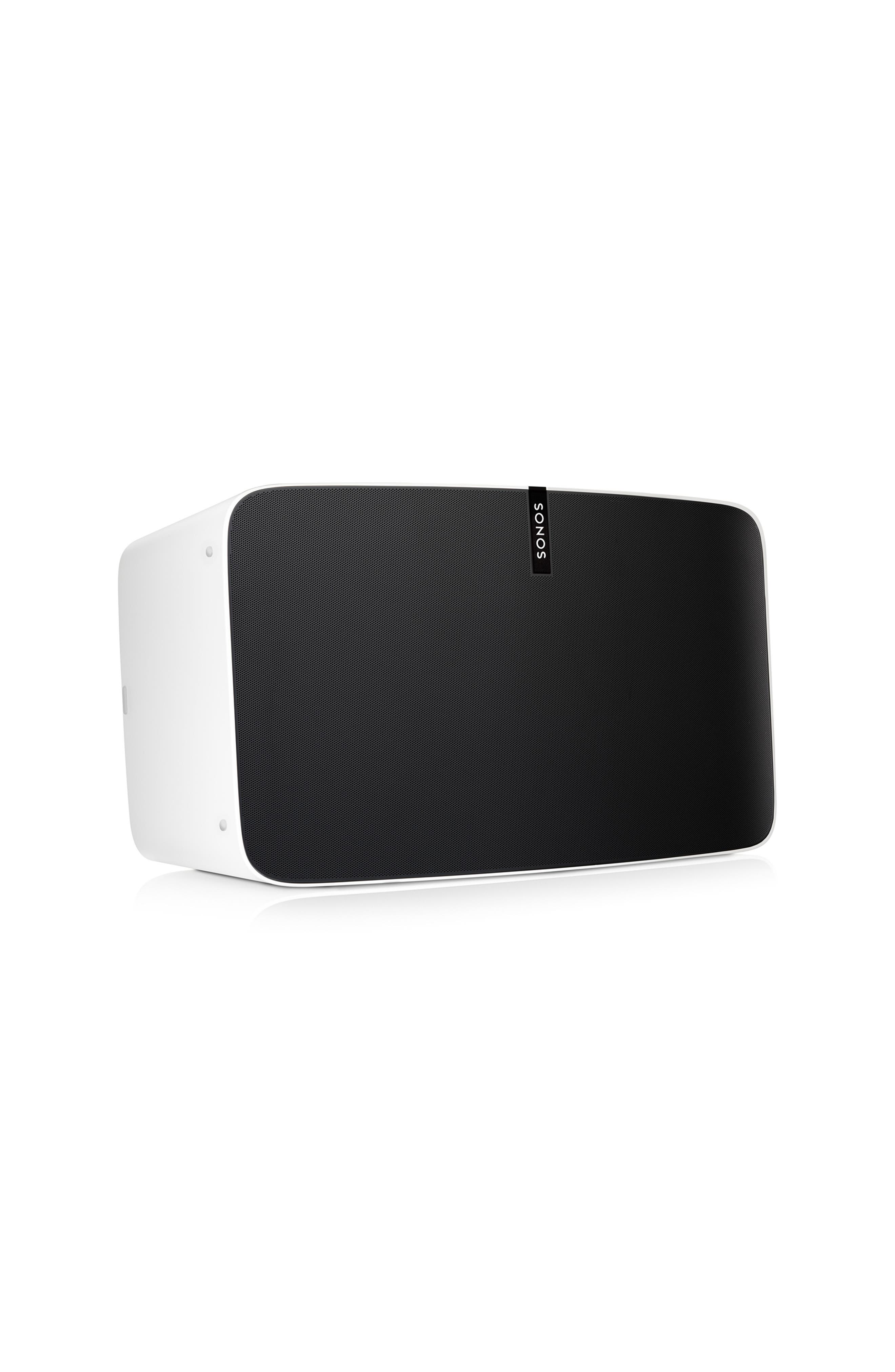 PLAY:5 Wireless Speaker,                         Main,                         color, WHITE