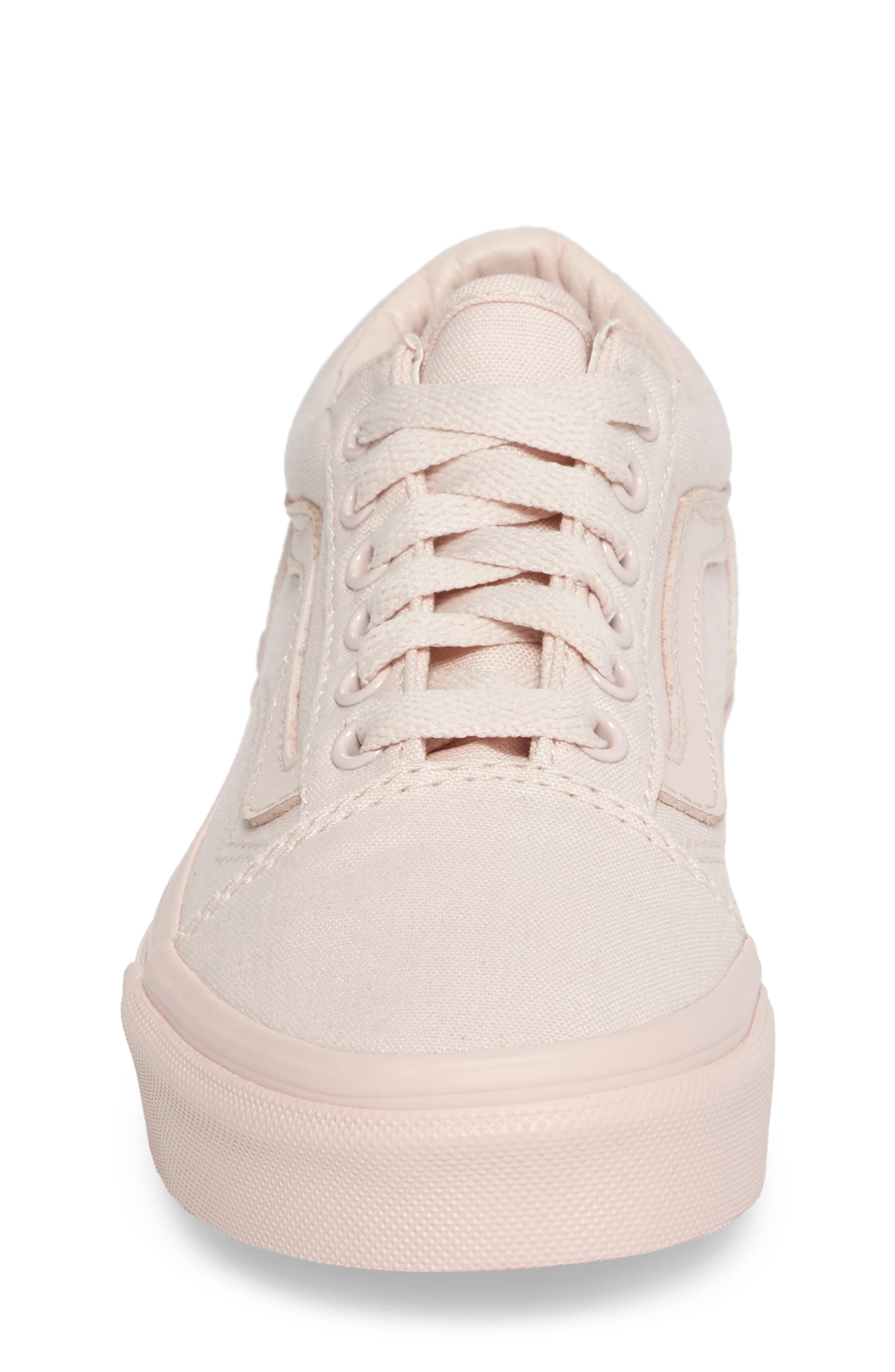 Old Skool Sneaker,                             Alternate thumbnail 7, color,