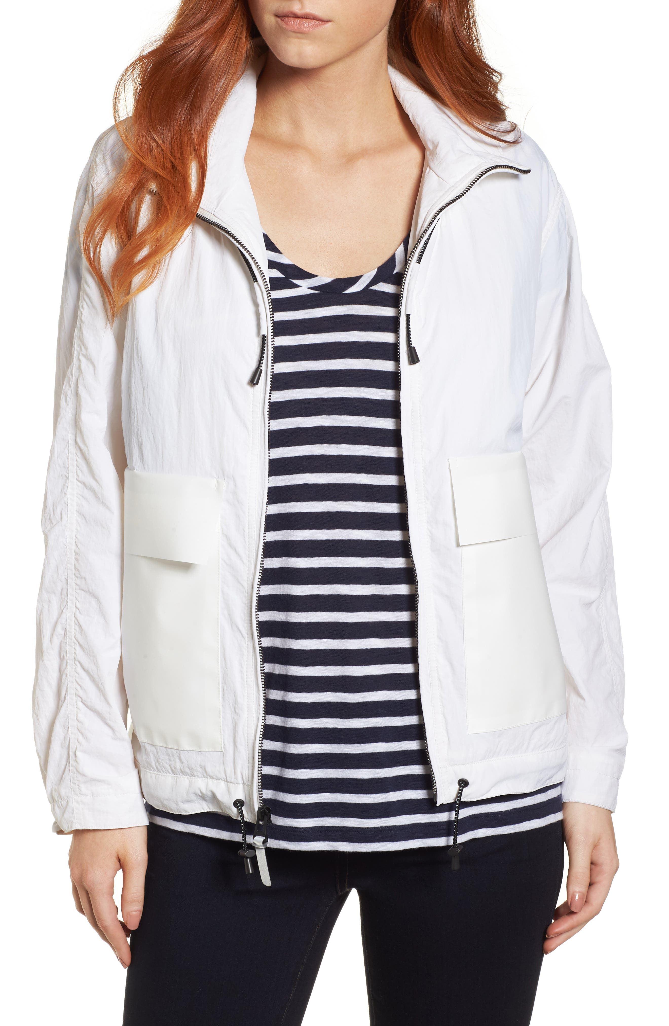 Lightweight Hooded Anorak,                         Main,                         color, 100
