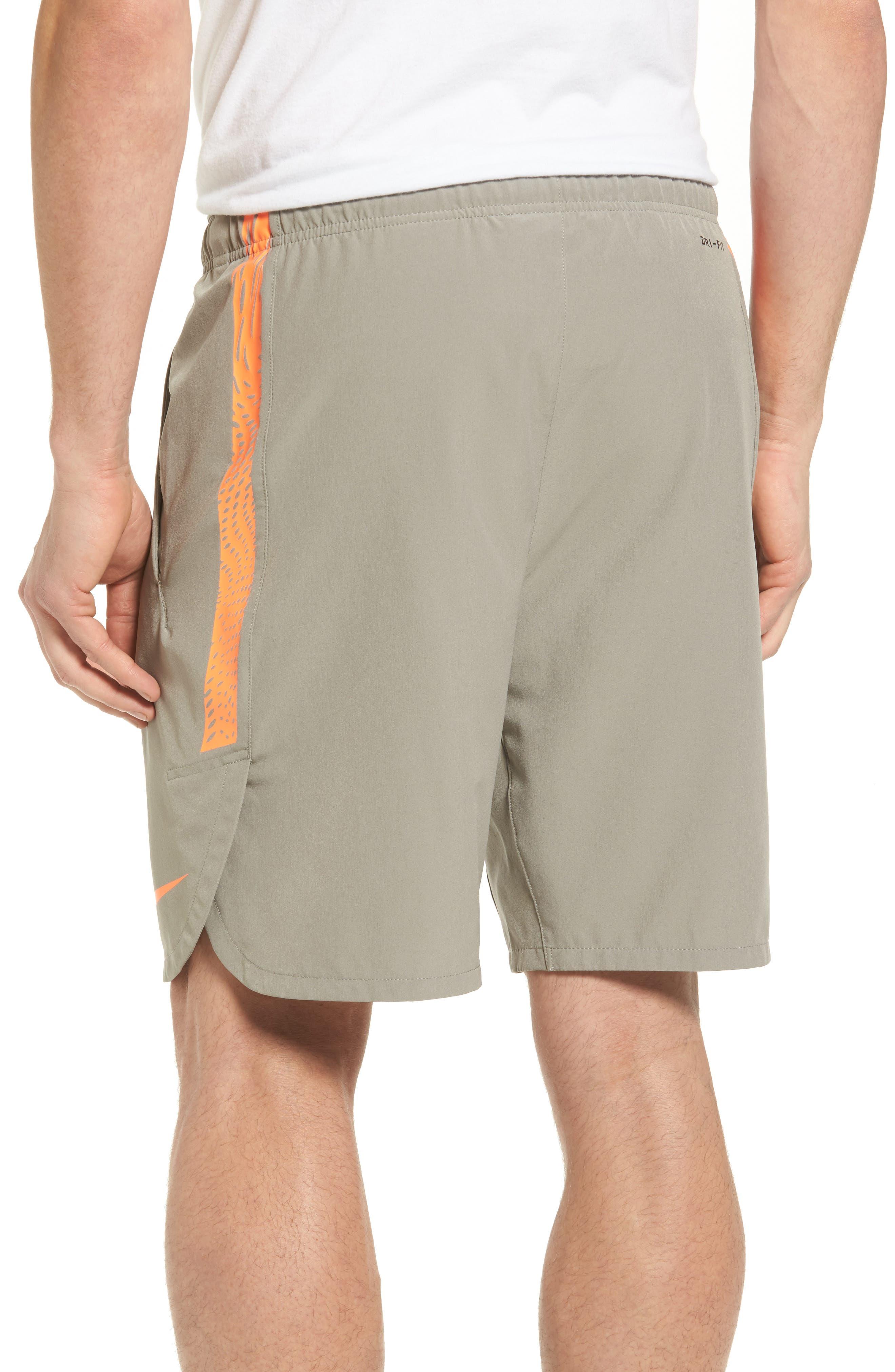 Flex Training Shorts,                             Alternate thumbnail 3, color,